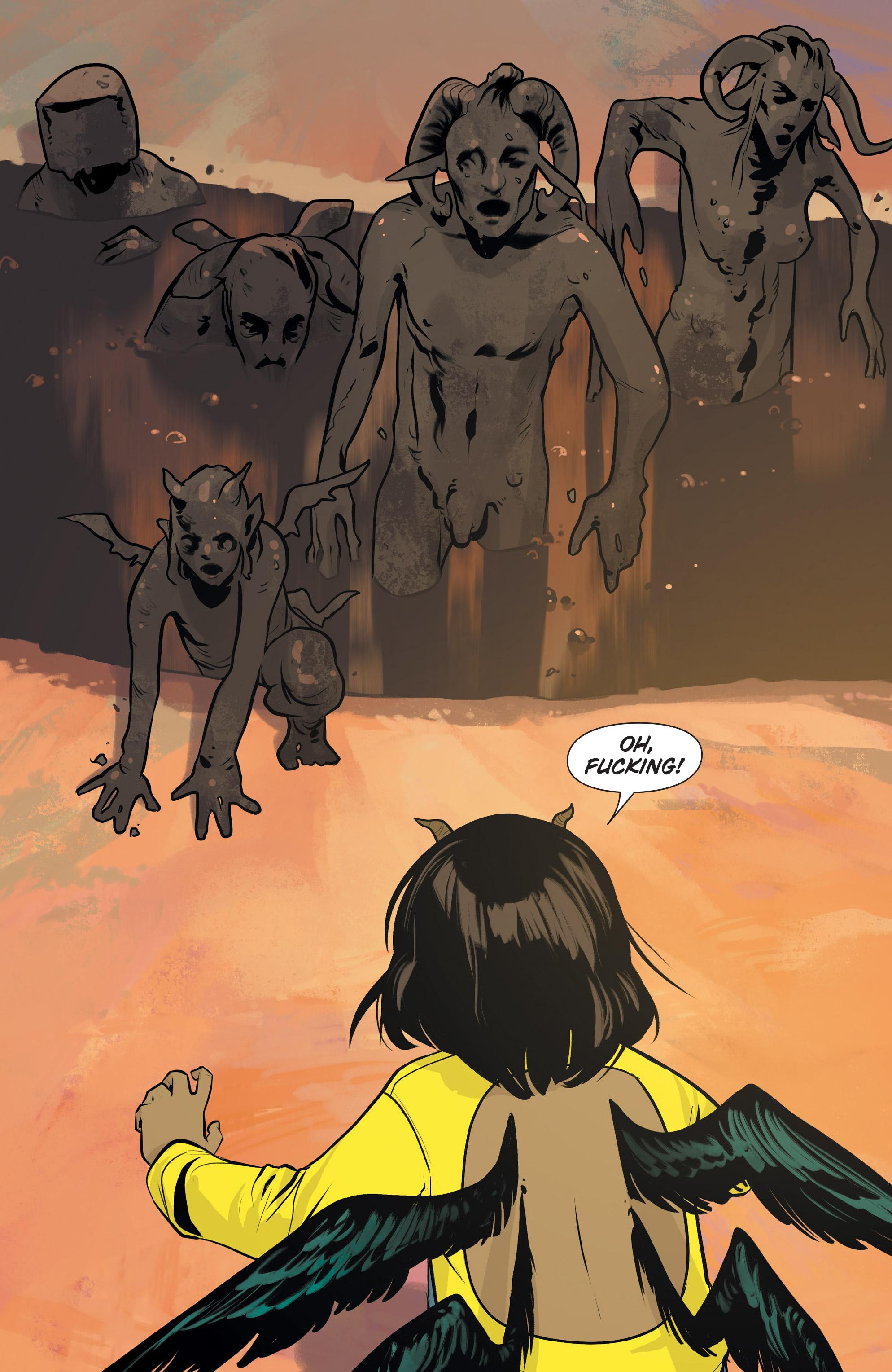 Read online Saga comic -  Issue #43 - 20