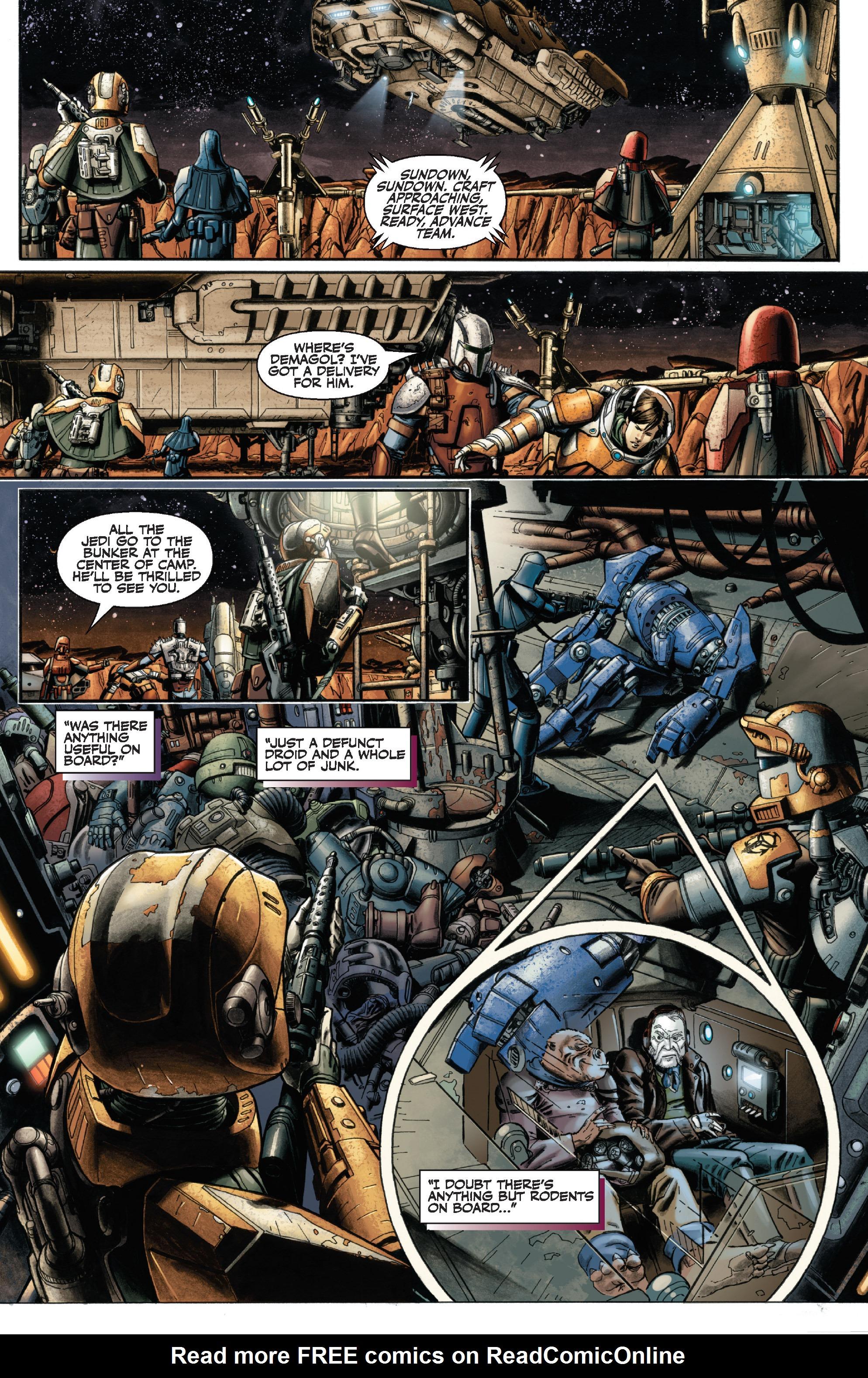 Read online Star Wars Omnibus comic -  Issue # Vol. 29 - 189