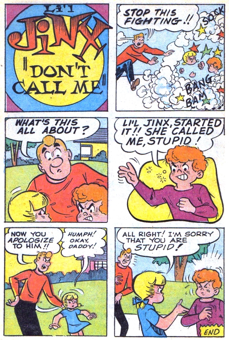 Read online Archie (1960) comic -  Issue #196 - 26