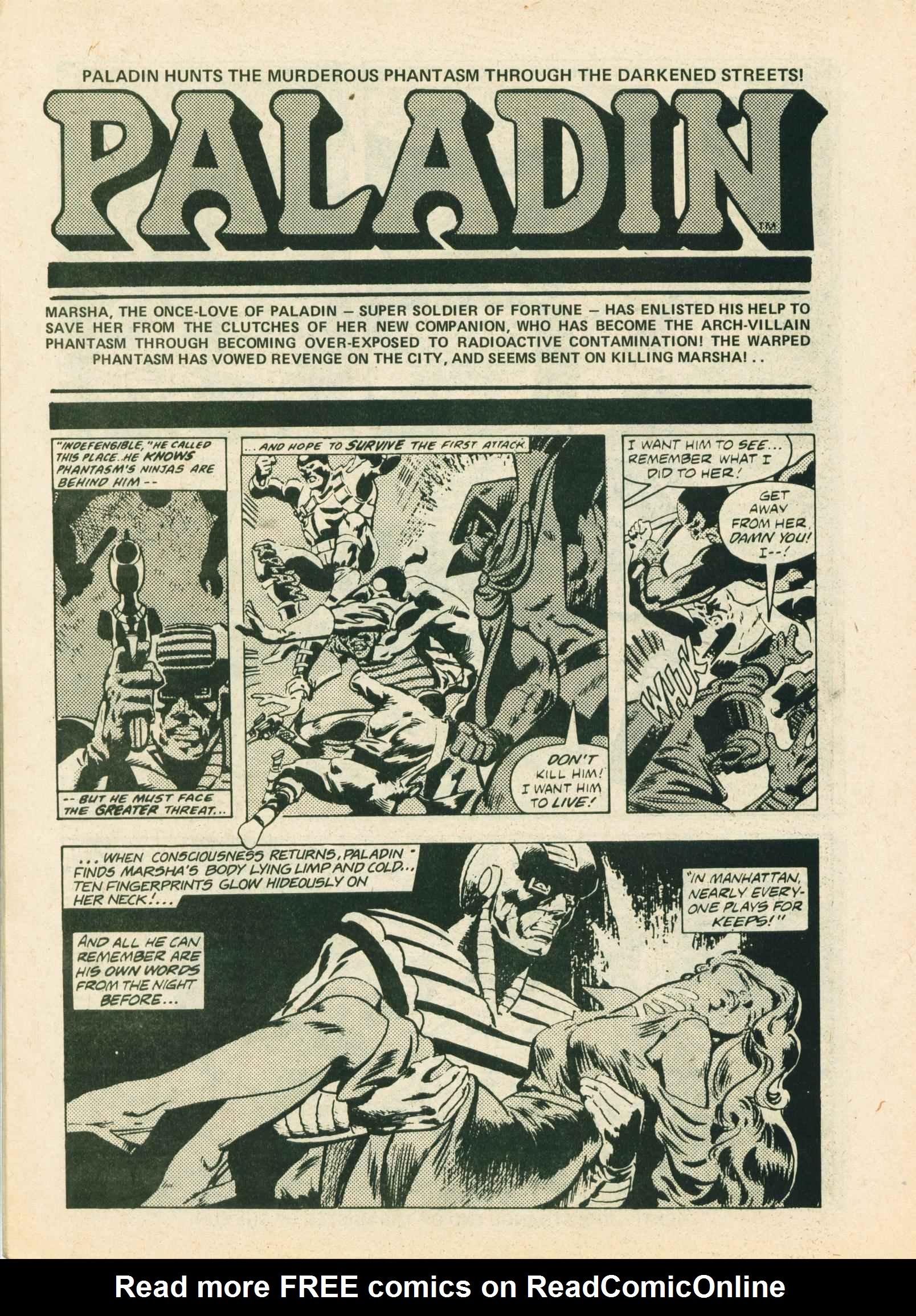 Read online Future Tense comic -  Issue #3 - 21