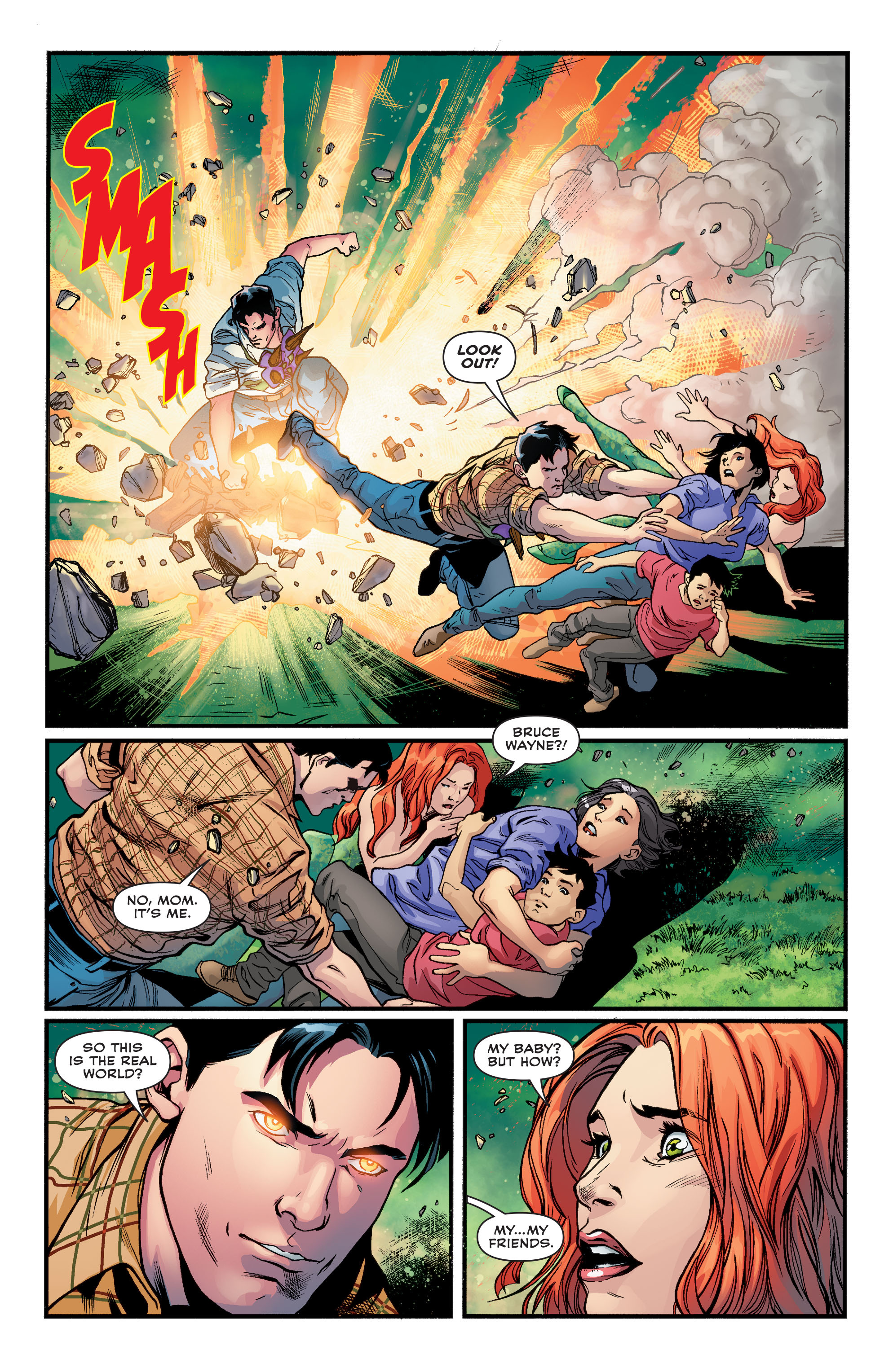 Read online Trinity (2016) comic -  Issue #6 - 13
