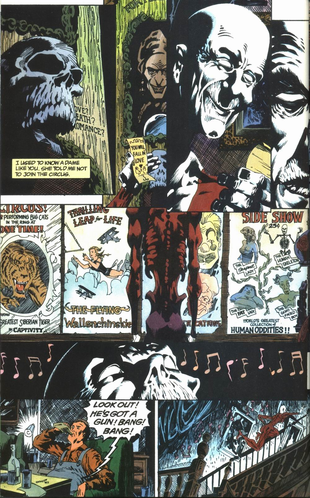 Read online Deadman: Love After Death comic -  Issue #1 - 10