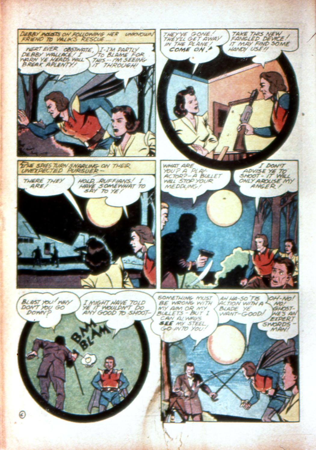 Read online Sensation (Mystery) Comics comic -  Issue #19 - 30