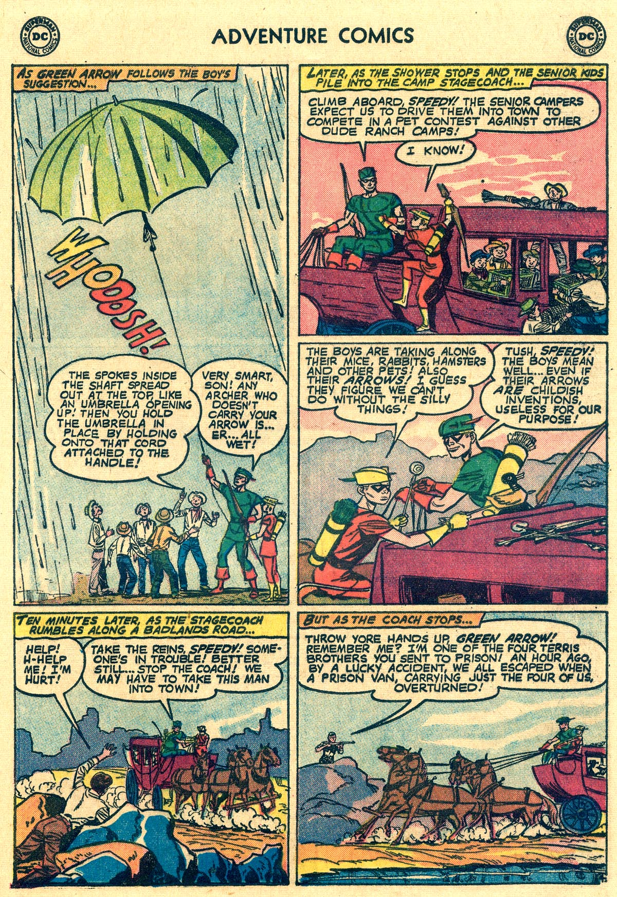 Read online Adventure Comics (1938) comic -  Issue #265 - 29