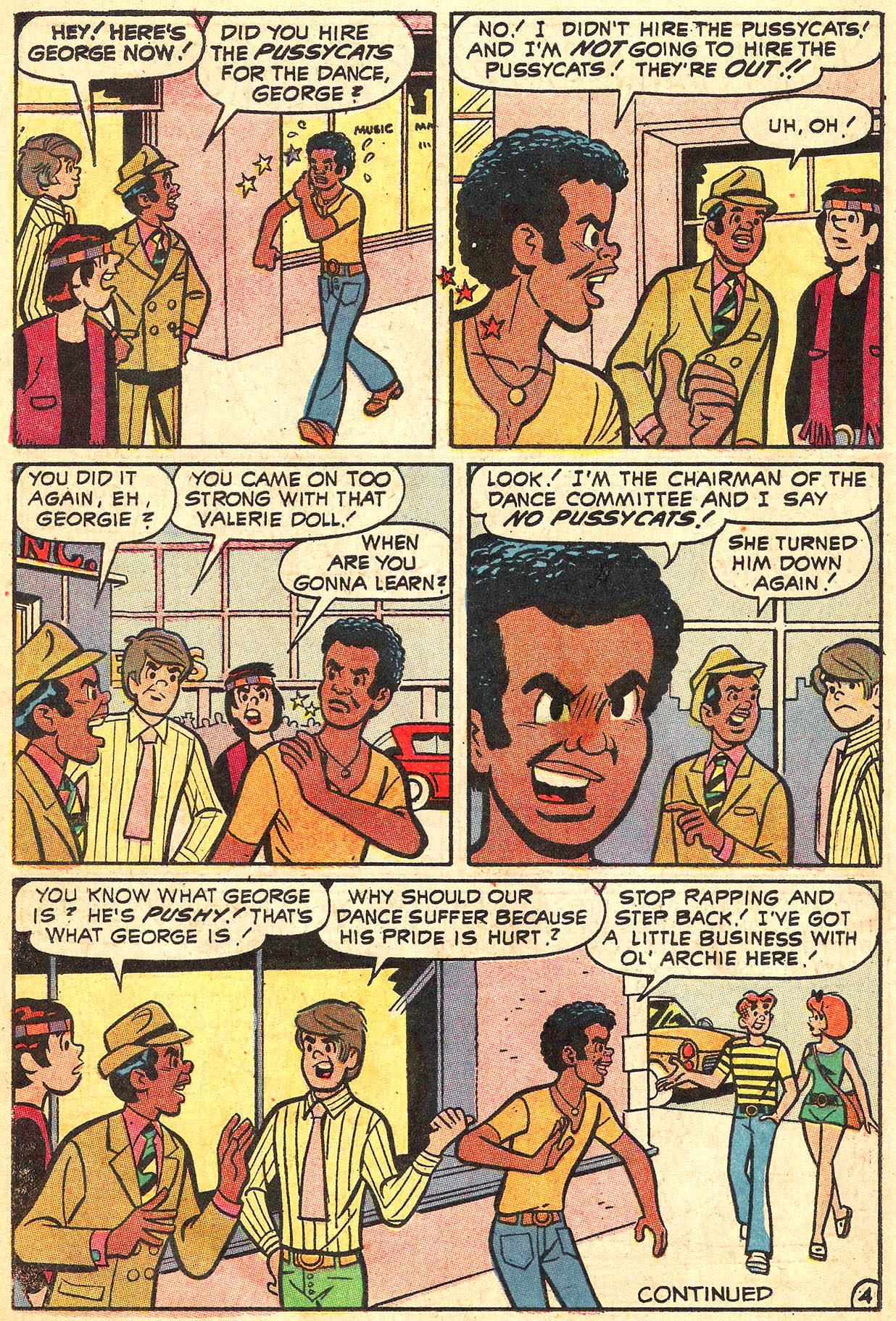 Read online She's Josie comic -  Issue #59 - 24