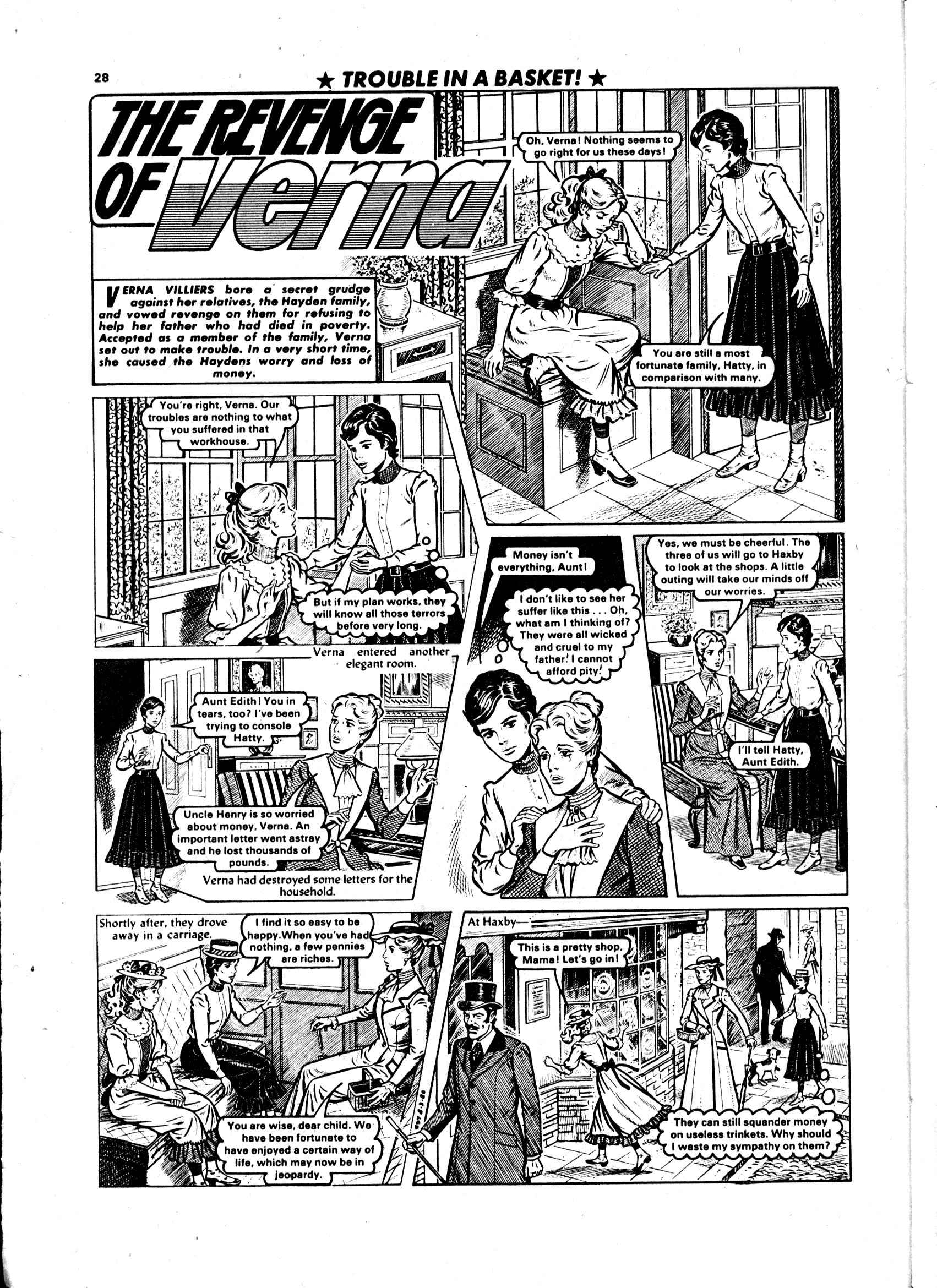 Read online Judy comic -  Issue #1052 - 28