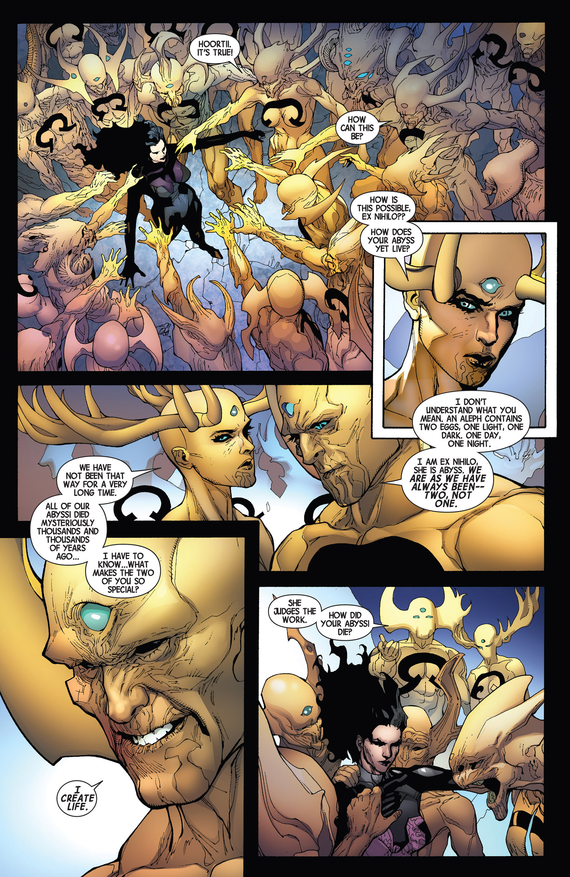 Read online Avengers (2013) comic -  Issue #20 - 23