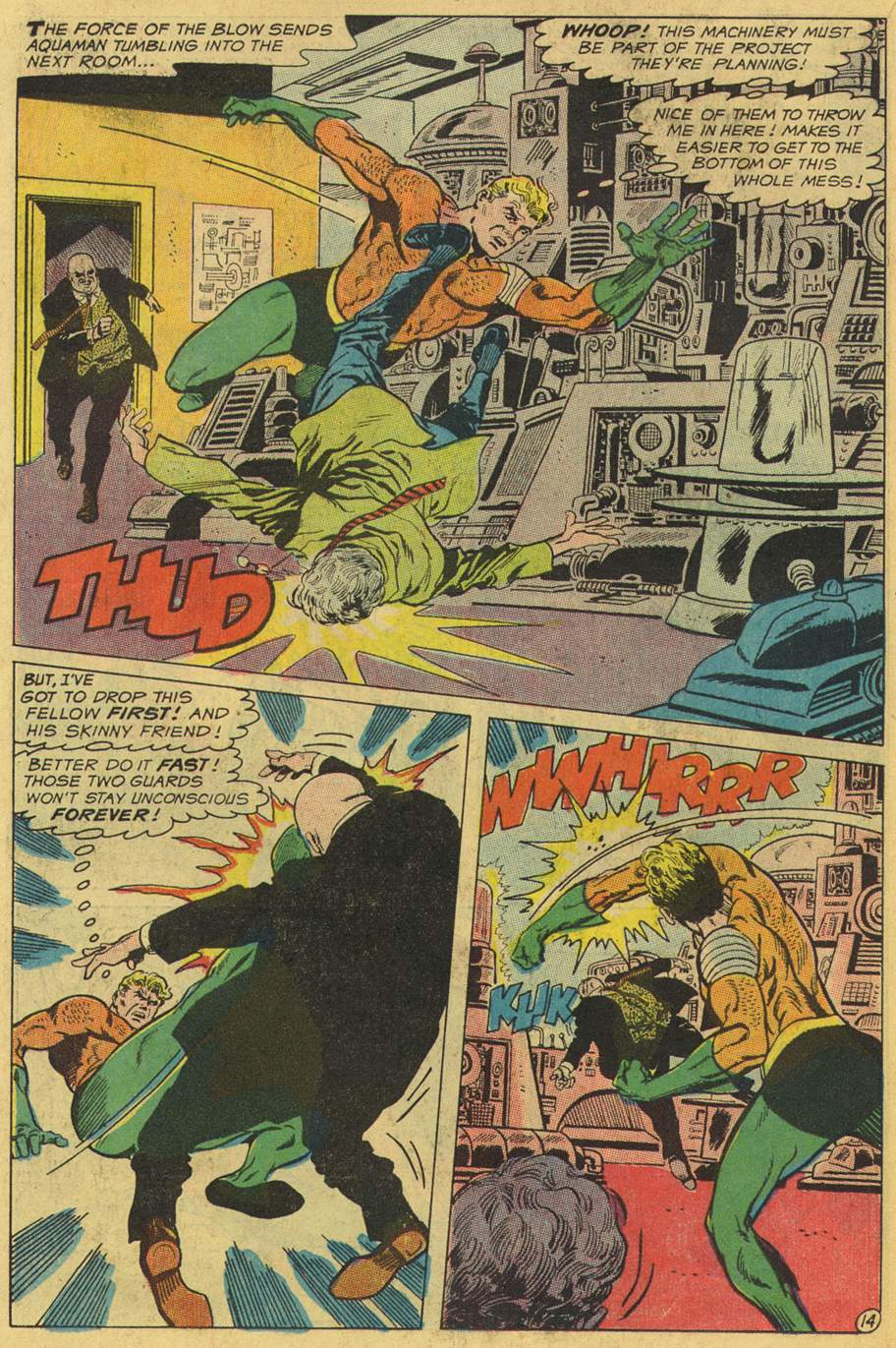 Aquaman (1962) issue 45 - Page 18