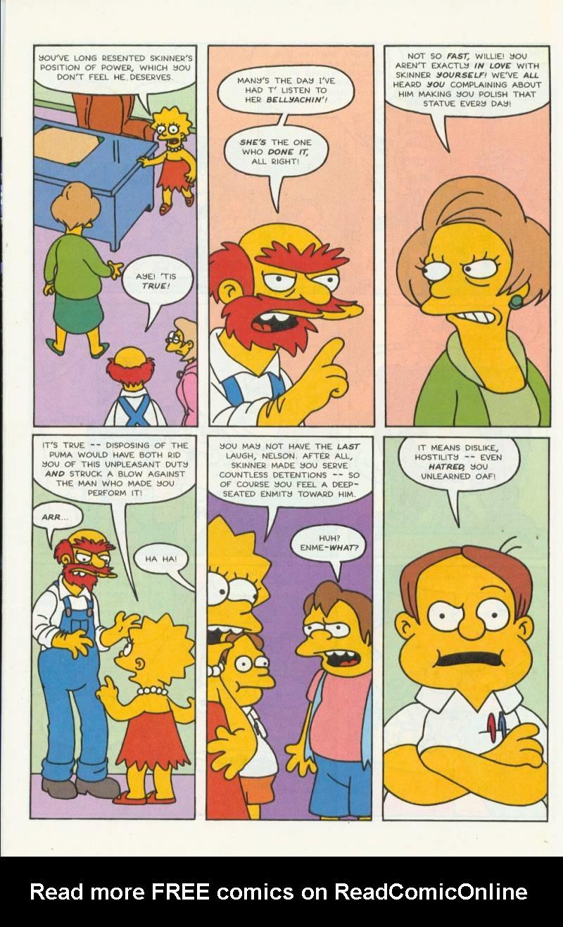 Read online Simpsons Comics comic -  Issue #3 - 19
