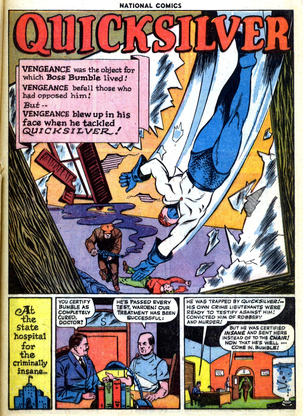 National Comics (1940) issue 47 - Page 37