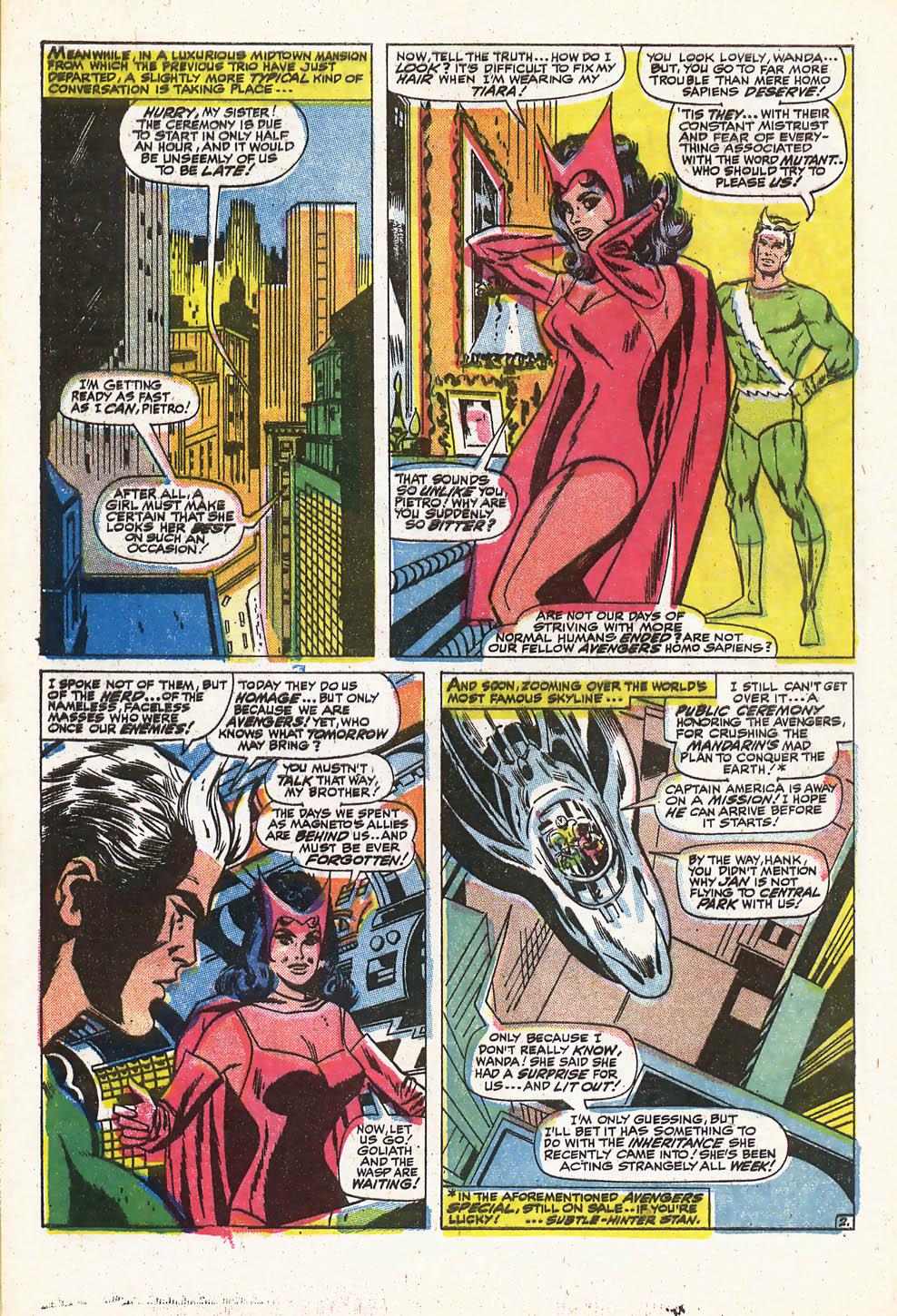 The Avengers (1963) 45 Page 2