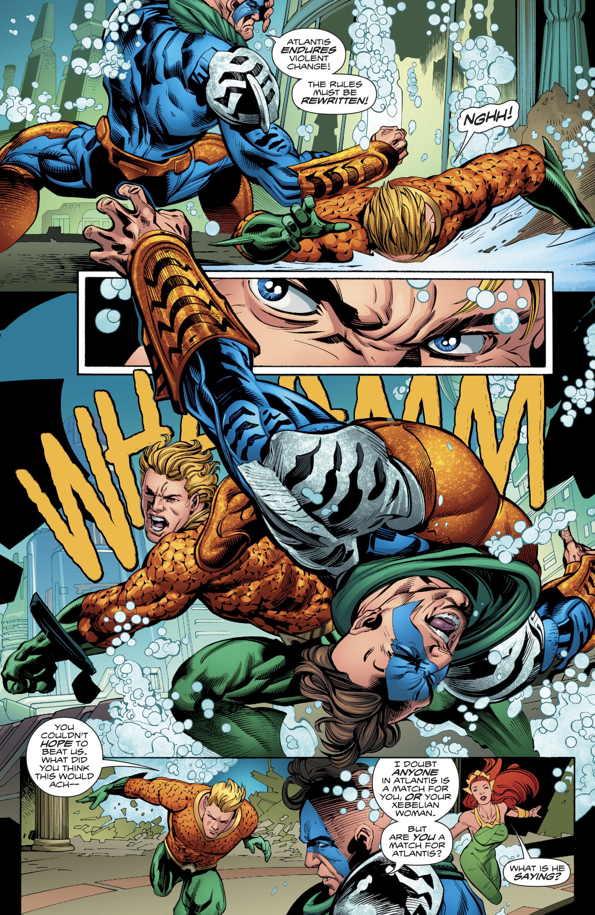 Read online Aquaman (2016) comic -  Issue #23 - 12