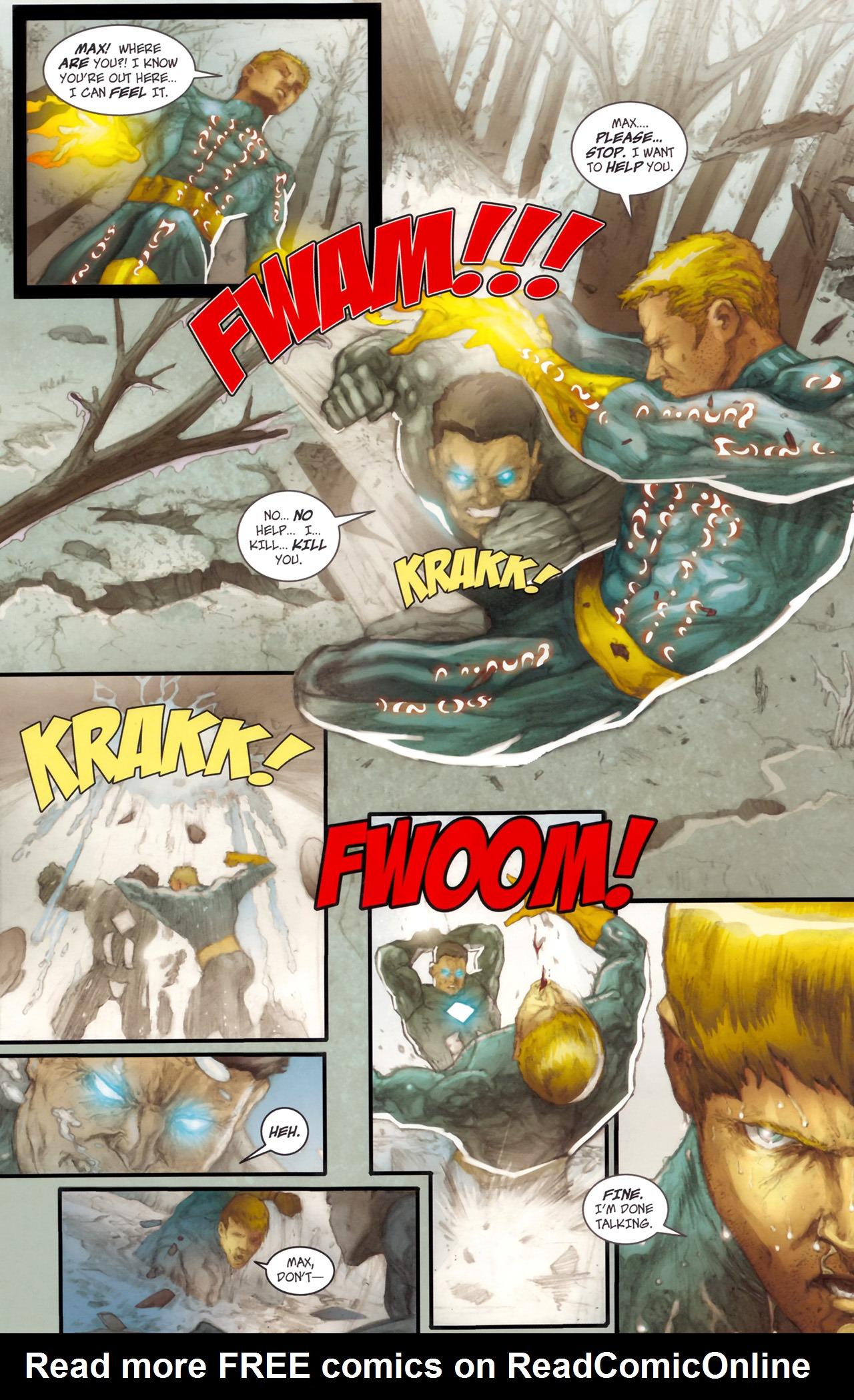 Read online Phoenix comic -  Issue #5 - 10