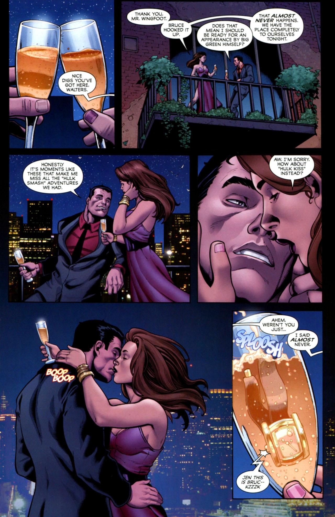 Read online She-Hulks comic -  Issue #4 - 12