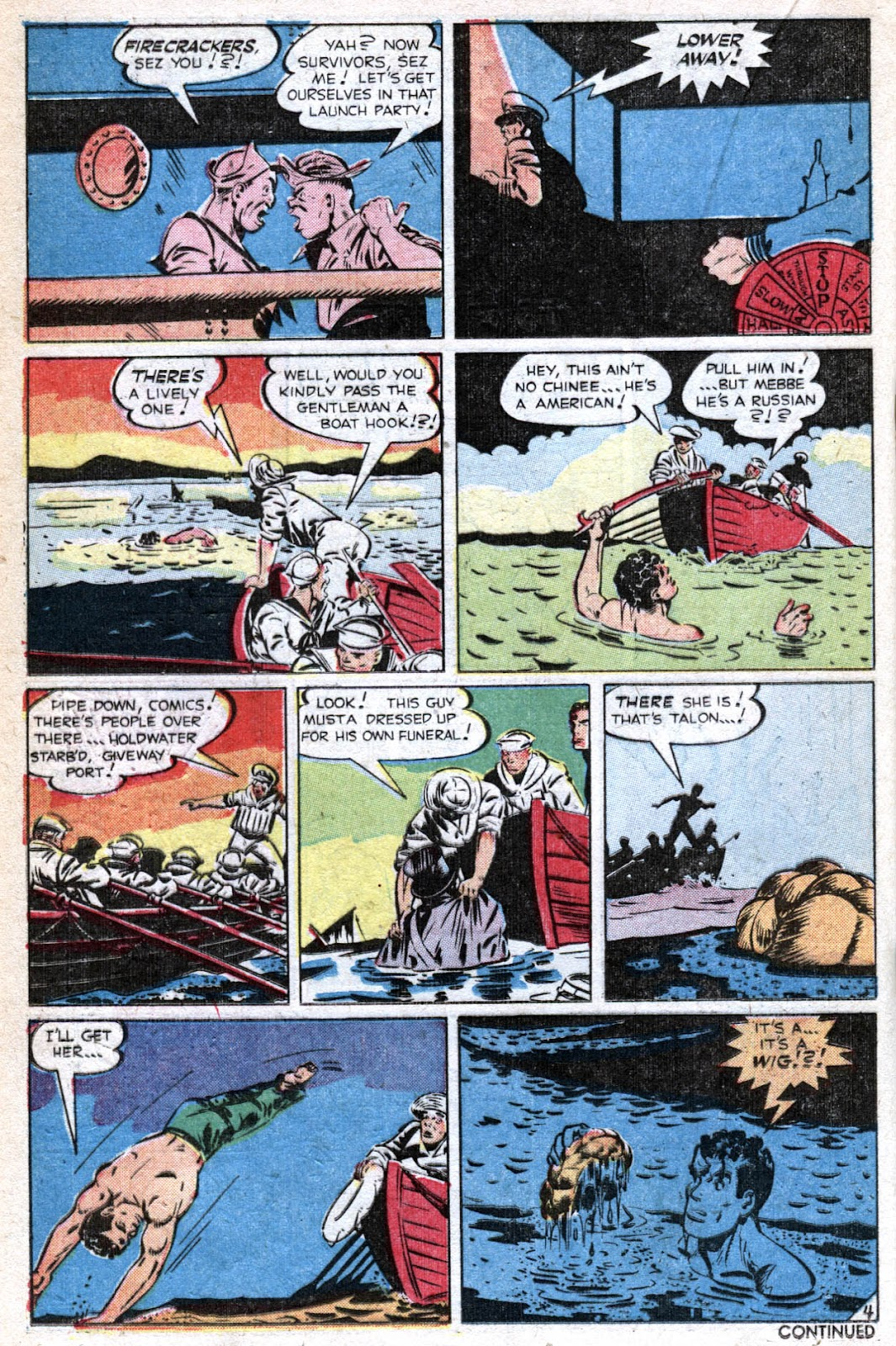 Read online Famous Funnies comic -  Issue #190 - 28
