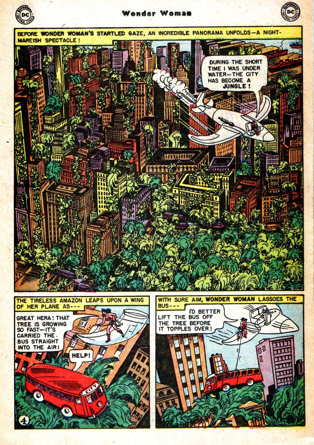 Read online Wonder Woman (1942) comic -  Issue #57 - 20