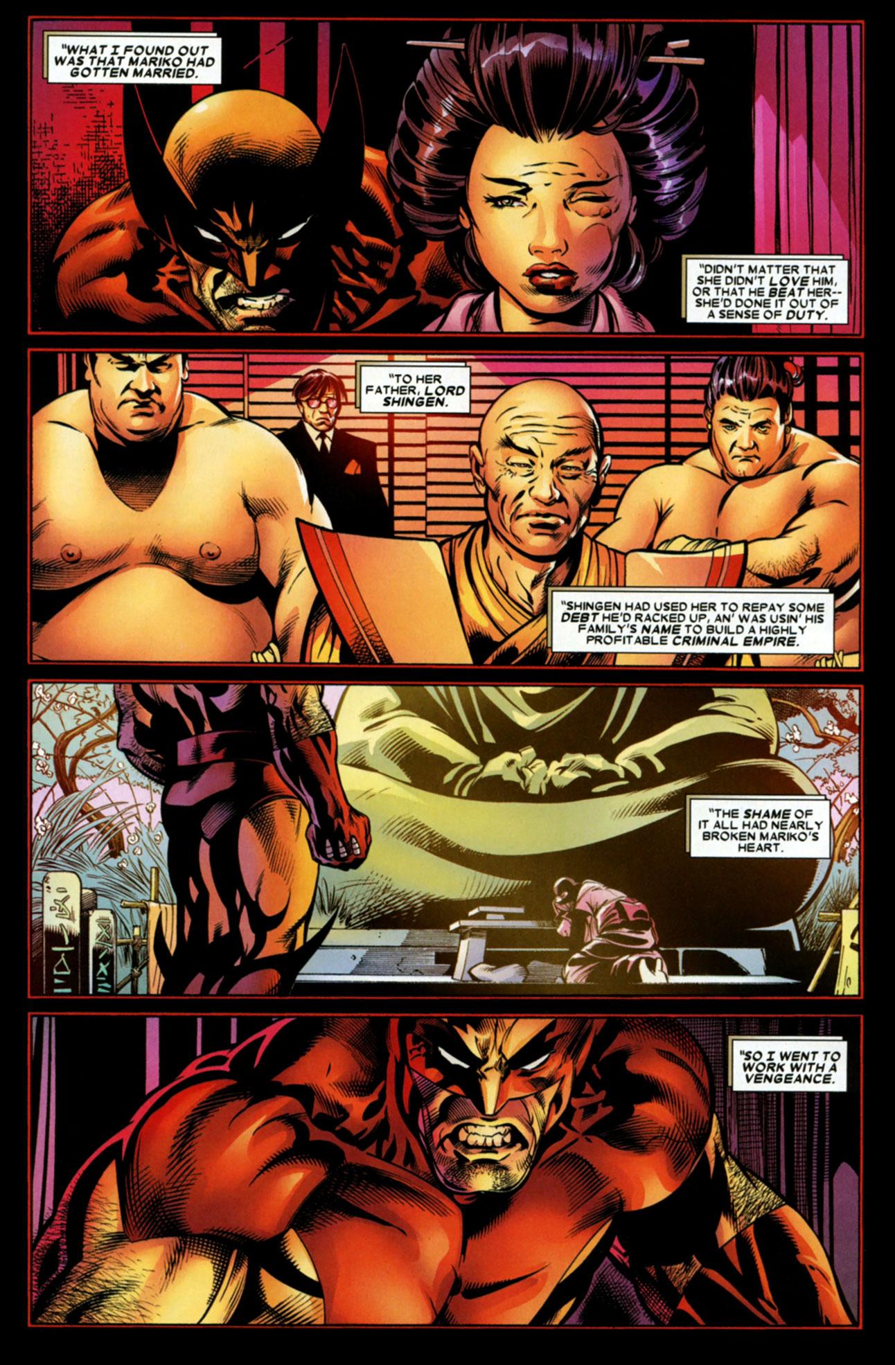 Read online Wolverine: Origins comic -  Issue #46 - 10