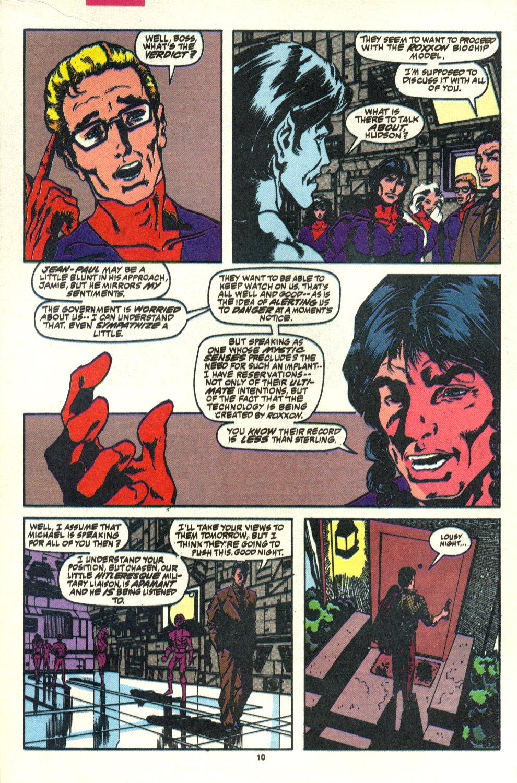 Read online Alpha Flight (1983) comic -  Issue #92 - 9