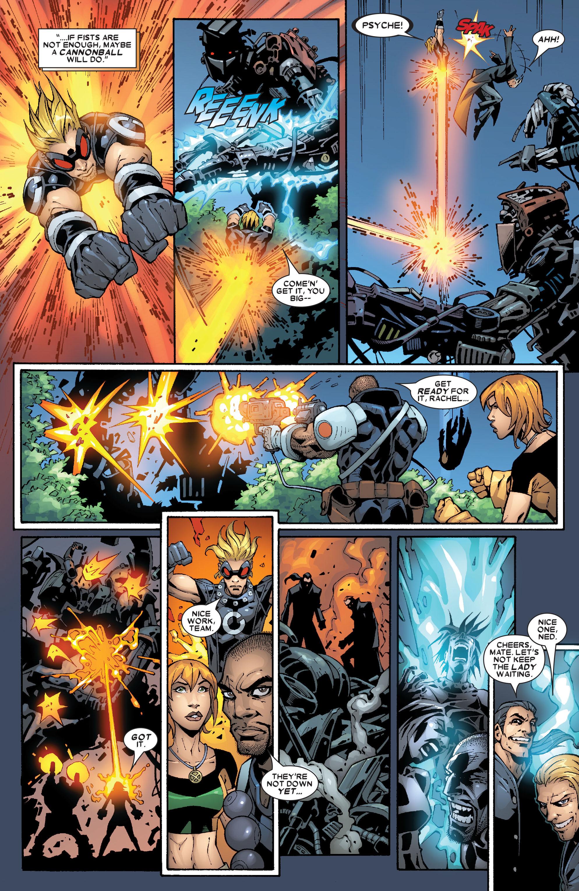 Uncanny X-Men (1963) 473 Page 17
