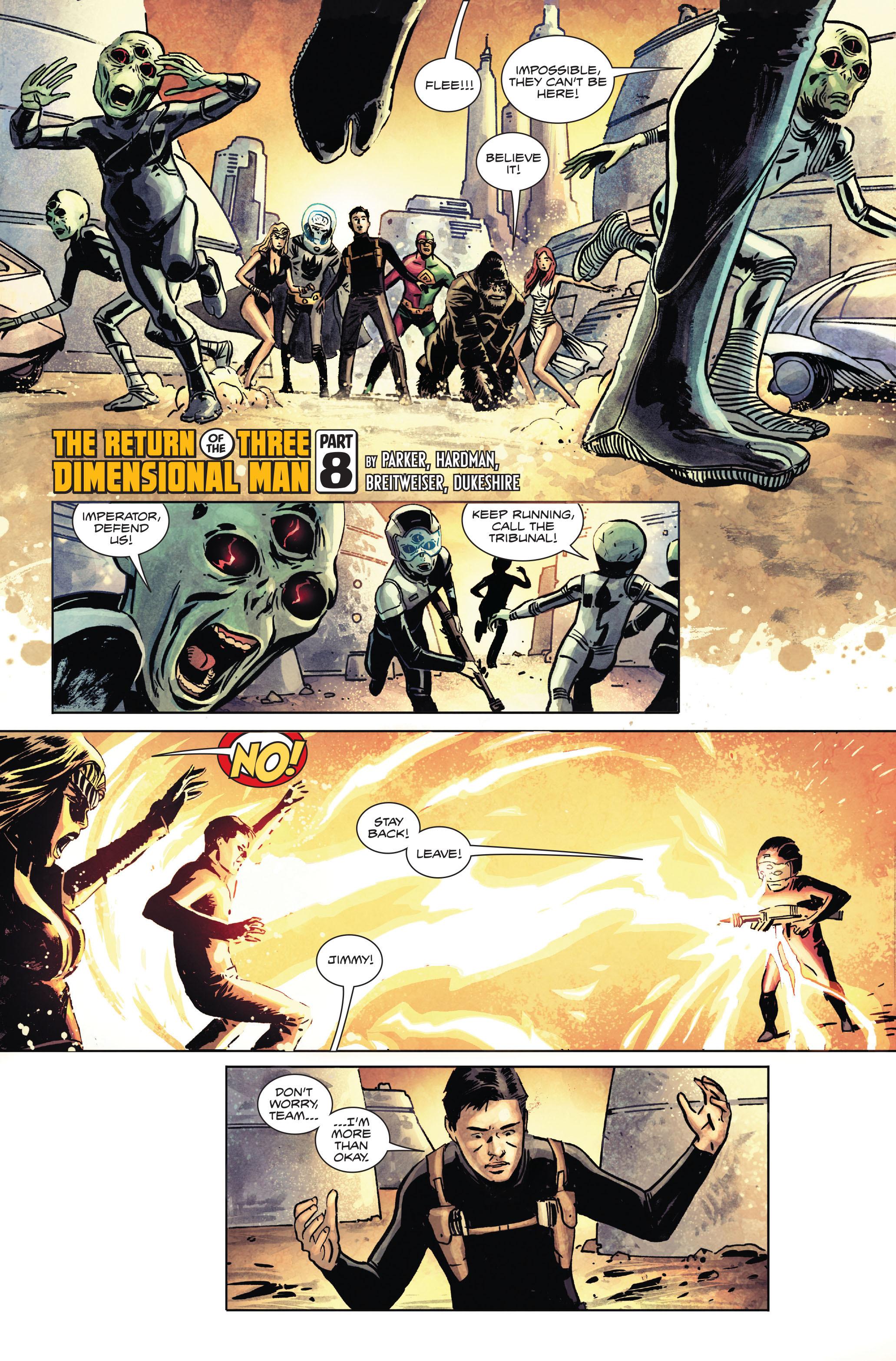 Read online Atlas comic -  Issue #5 - 14