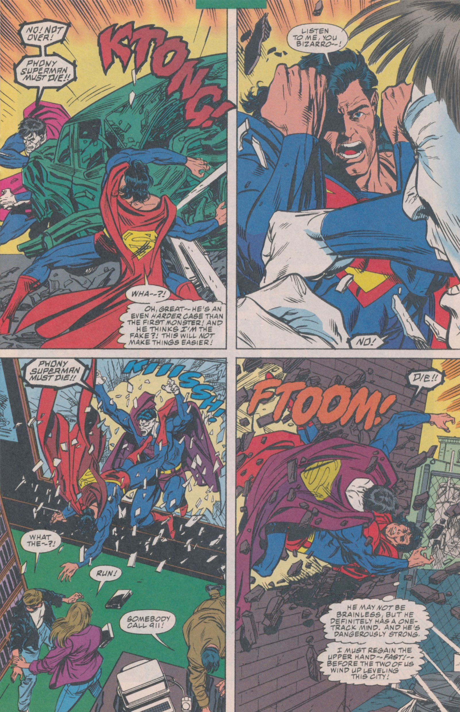 Read online Action Comics (1938) comic -  Issue #697 - 14