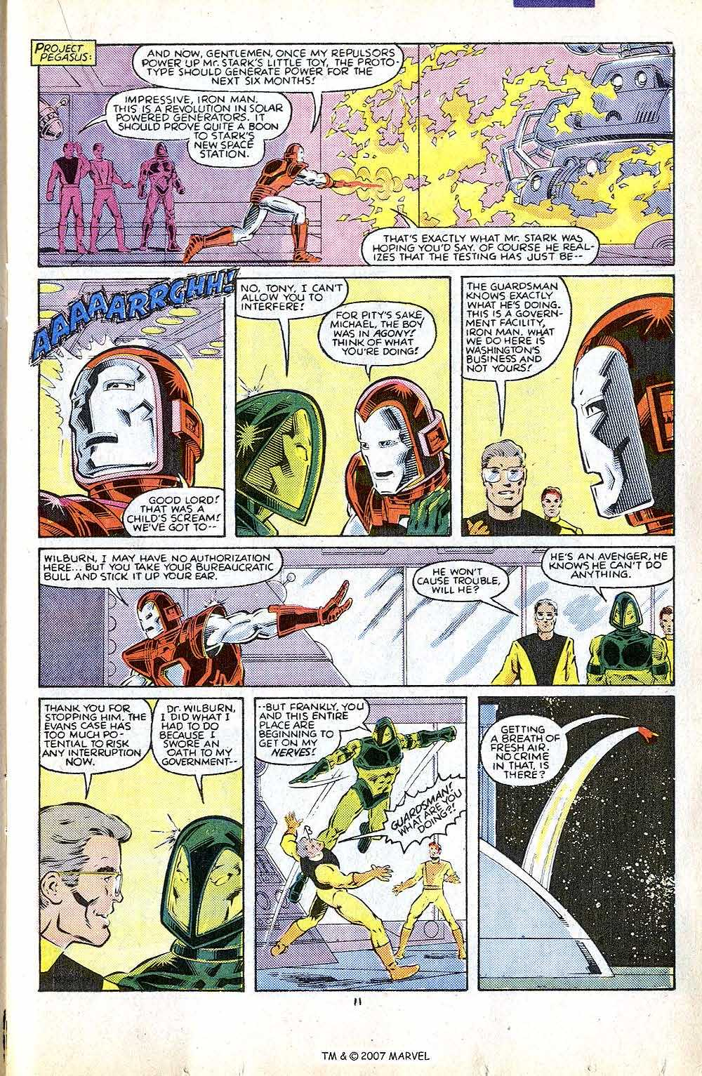 Iron Man Annual issue 8 - Page 17