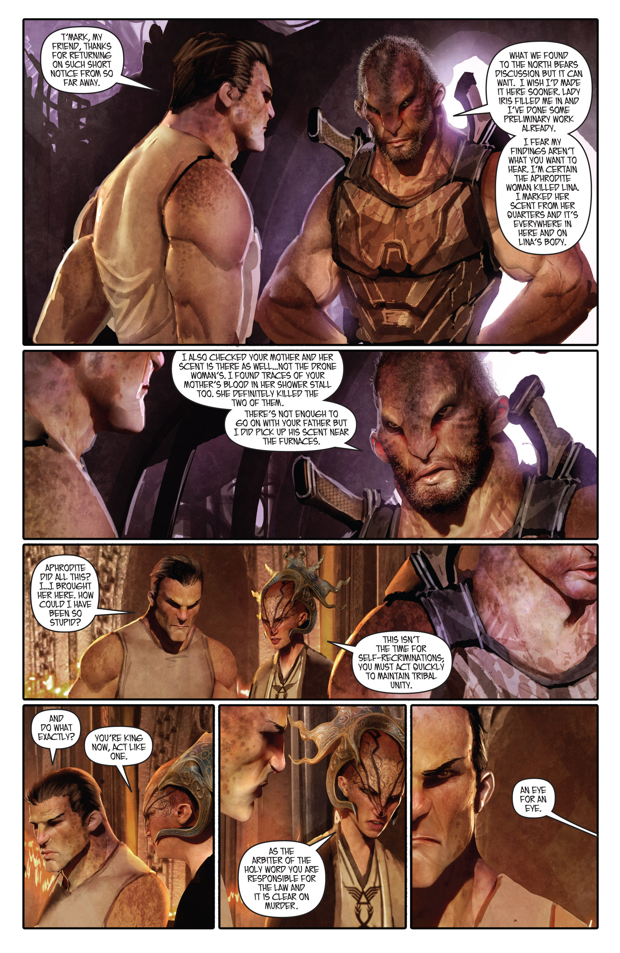 Read online Aphrodite IX (2013) comic -  Issue #Aphrodite IX (2013) _TPB 1 - 68