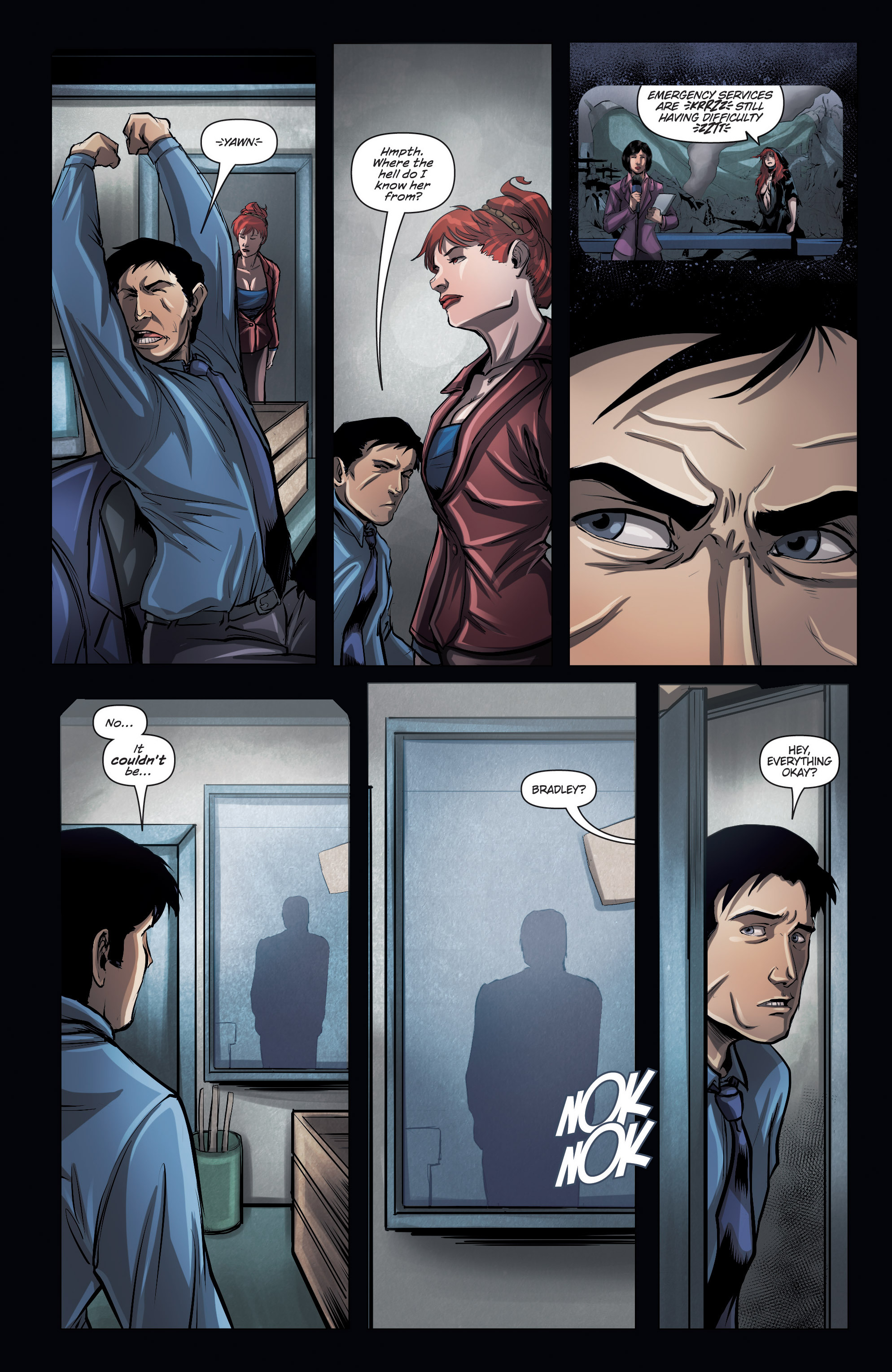Read online Grimm Fairy Tales presents No Tomorrow comic -  Issue # TPB - 19