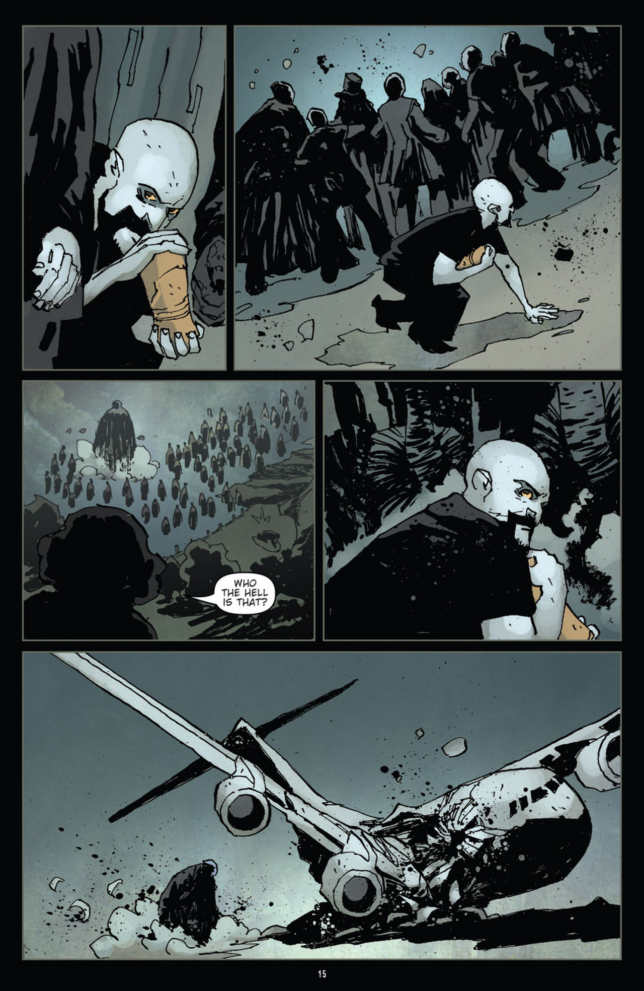 Read online 30 Days of Night (2011) comic -  Issue #12 - 16