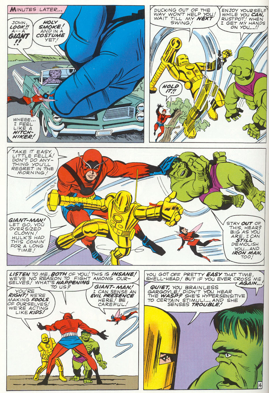 The Avengers (1963) 2 Page 14