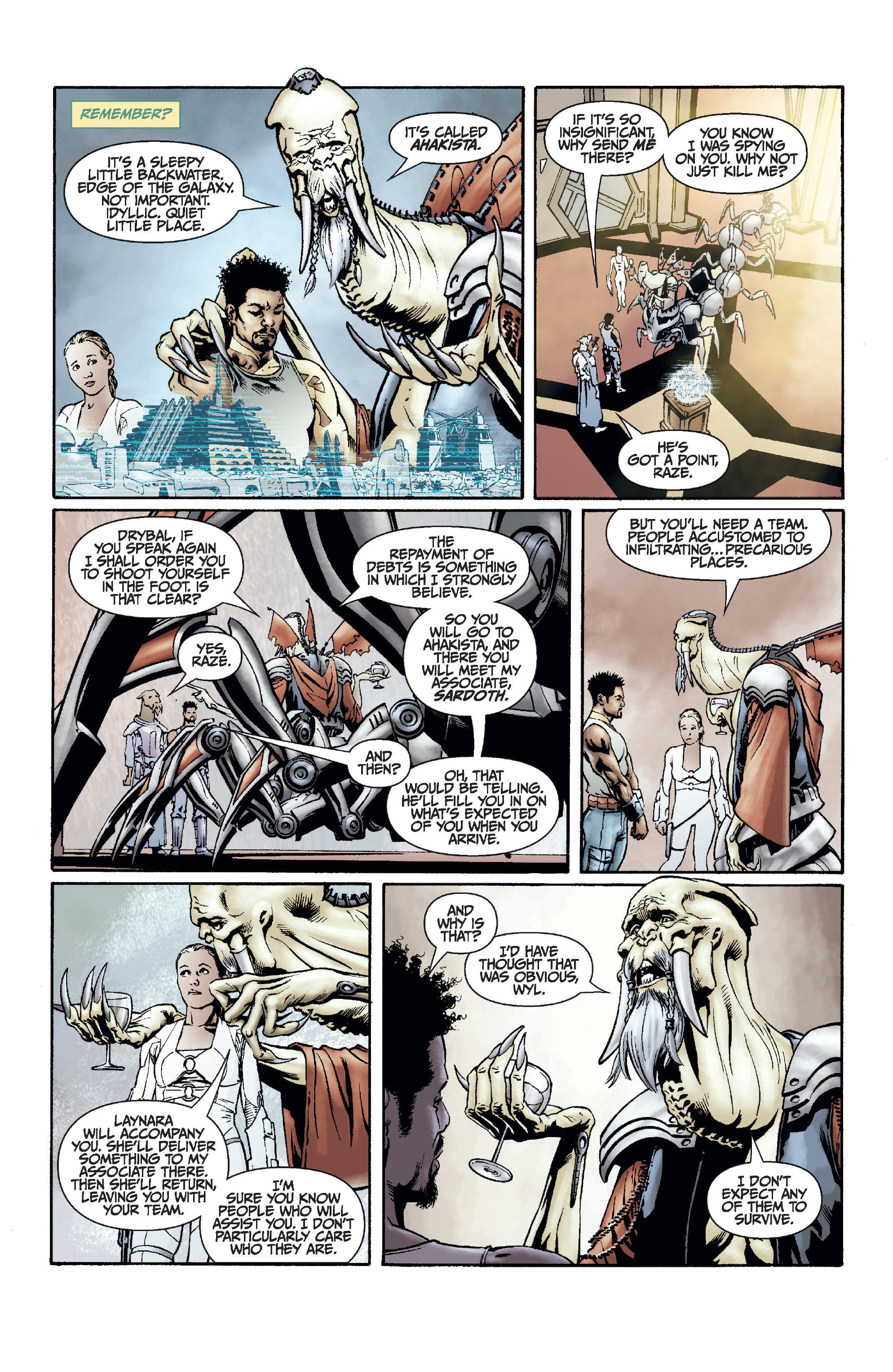 Read online Star Wars Omnibus comic -  Issue # Vol. 20 - 204