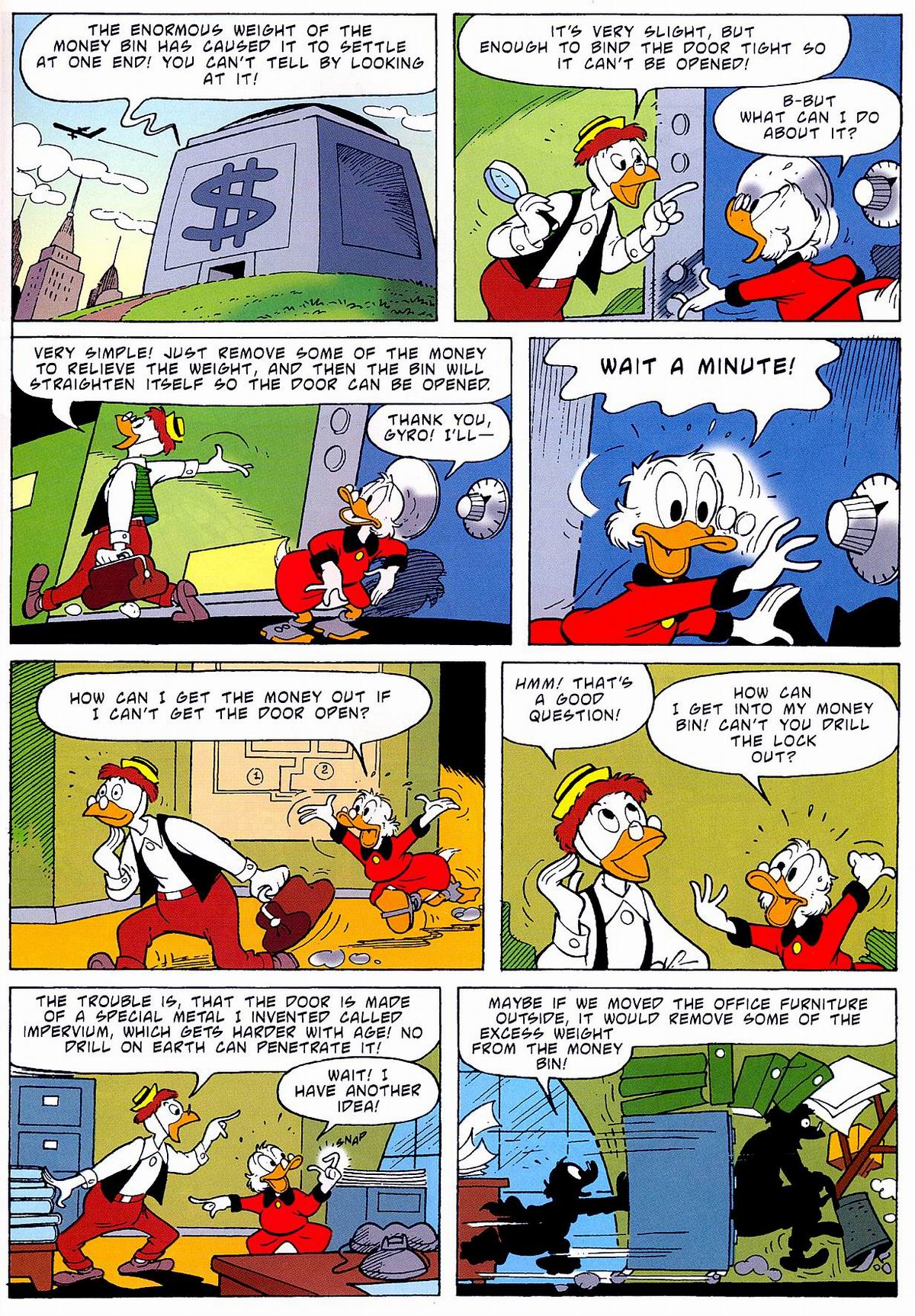 Read online Uncle Scrooge (1953) comic -  Issue #320 - 23