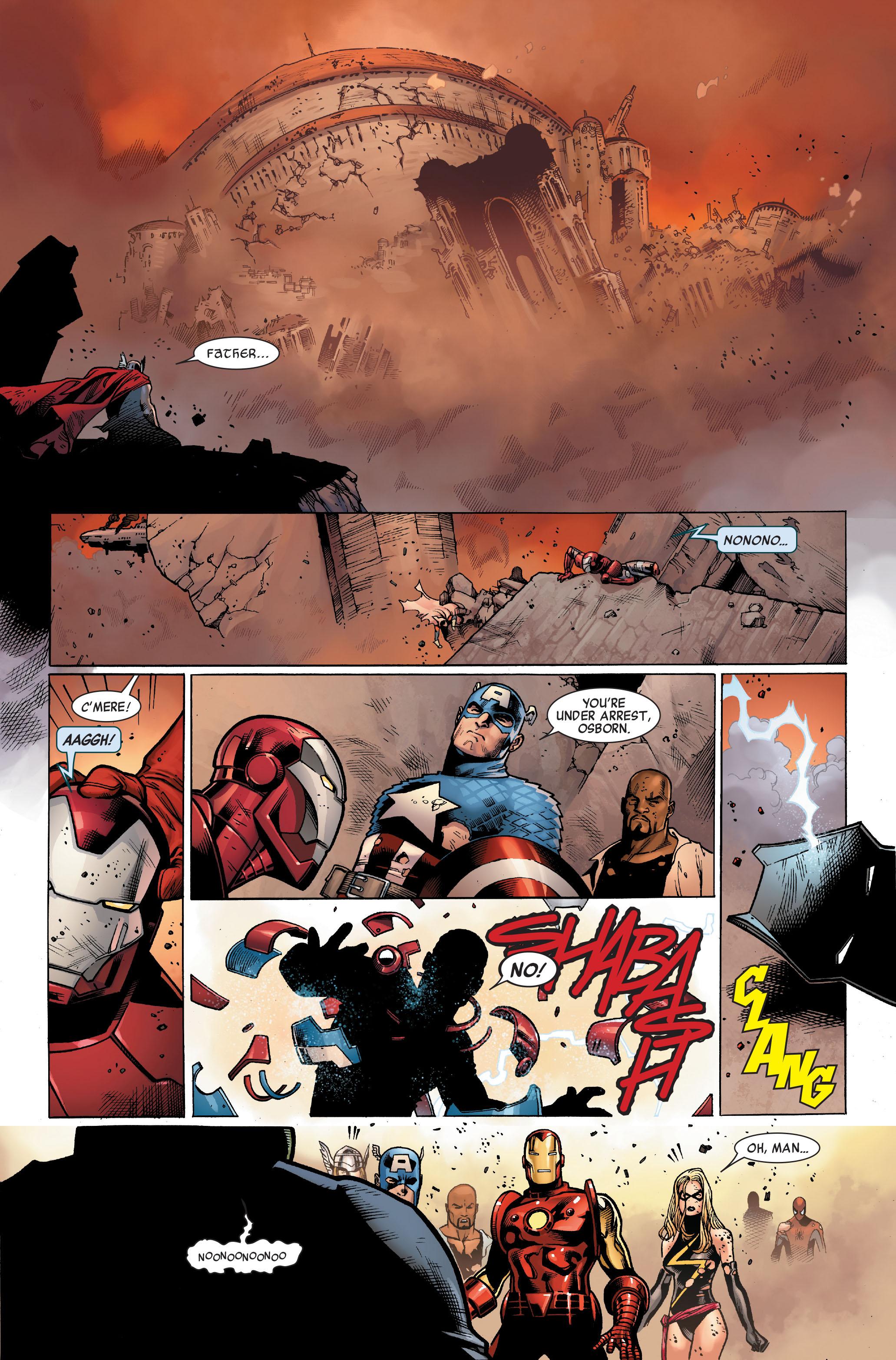 Read online Siege (2010) comic -  Issue #3 - 19