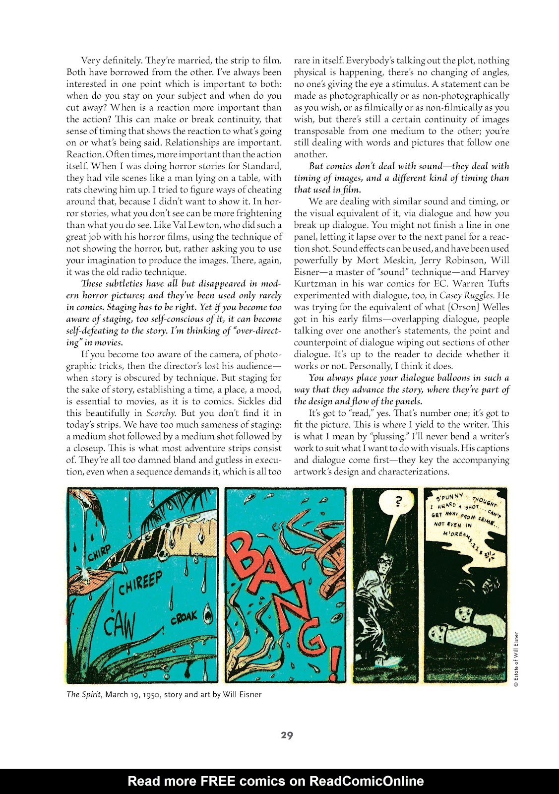 Read online Setting the Standard: Comics by Alex Toth 1952-1954 comic -  Issue # TPB (Part 1) - 28