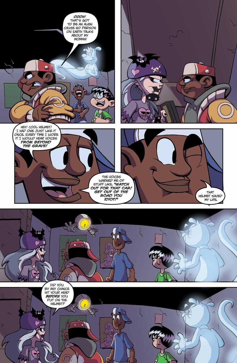 Read online Ralph Filmore comic -  Issue # Full - 65