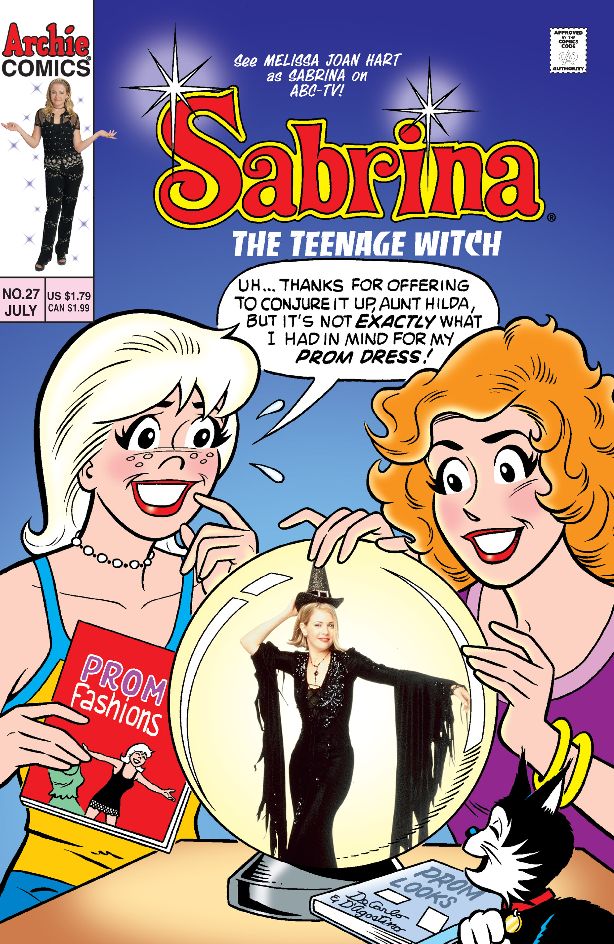 Sabrina the Teenage Witch (1997) 27 Page 1