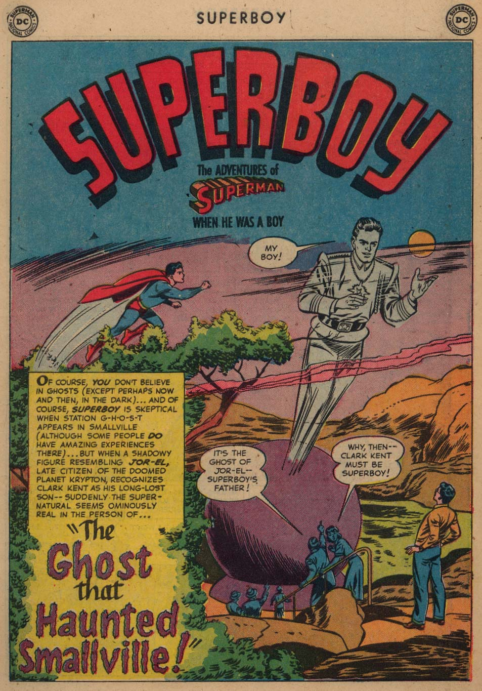 Superboy (1949) issue 20 - Page 2
