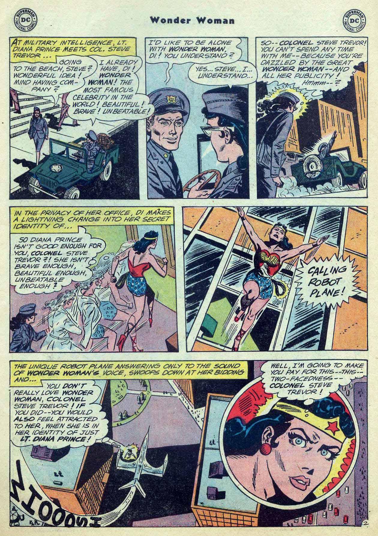Read online Wonder Woman (1942) comic -  Issue #126 - 22