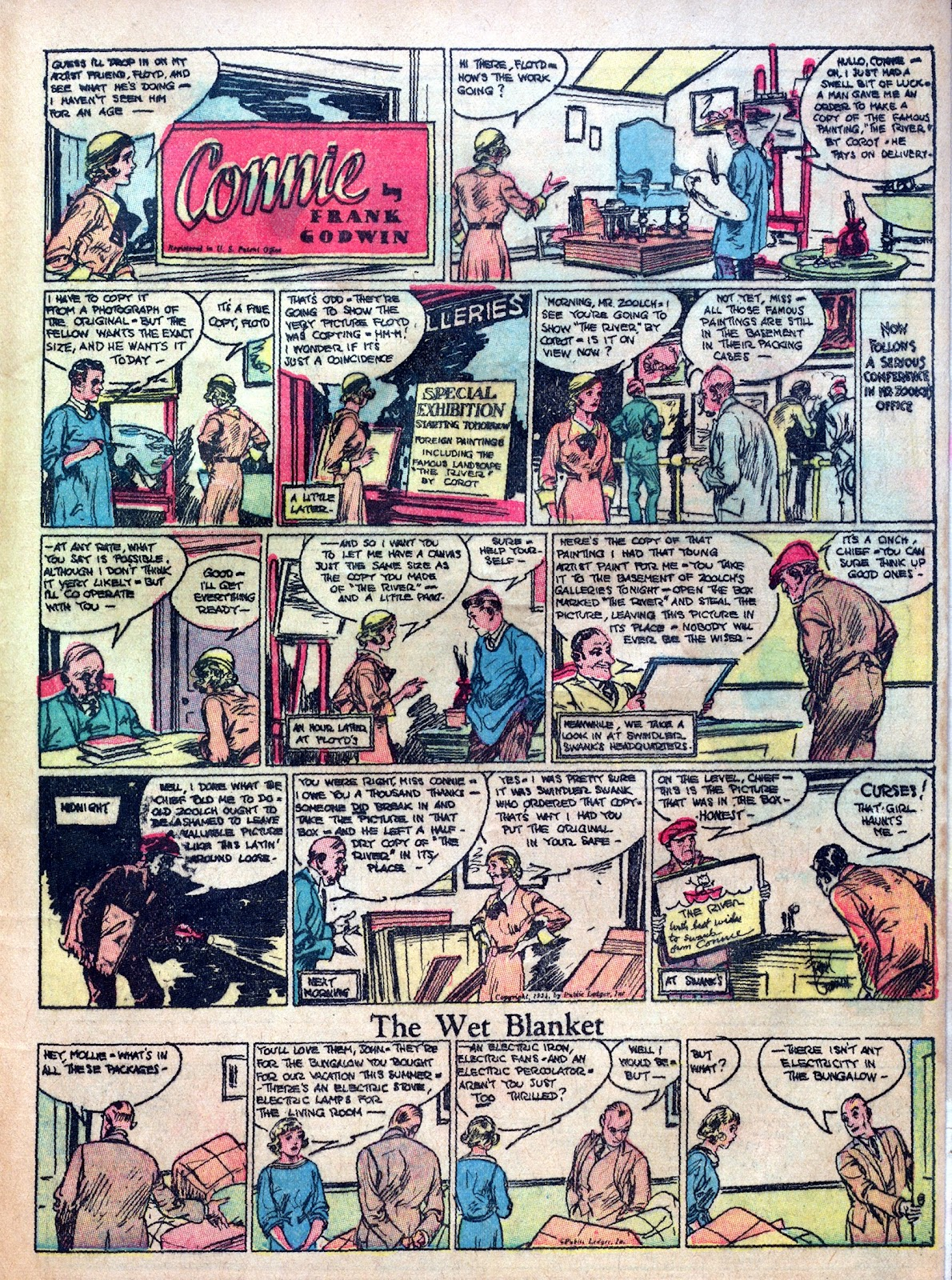 Read online Famous Funnies comic -  Issue #1 - 55