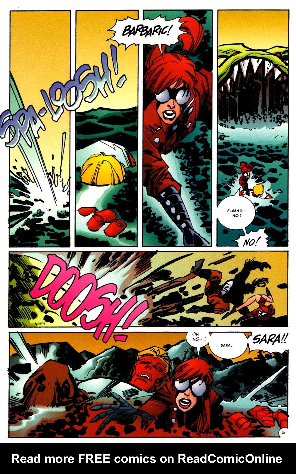 The Savage Dragon (1993) Issue #93 #96 - English 6