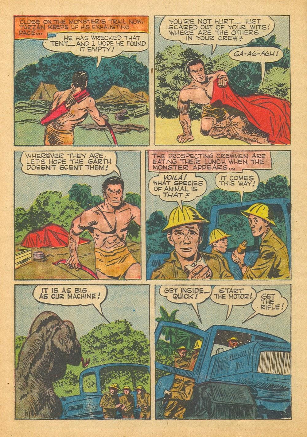 Tarzan (1948) issue 121 - Page 12