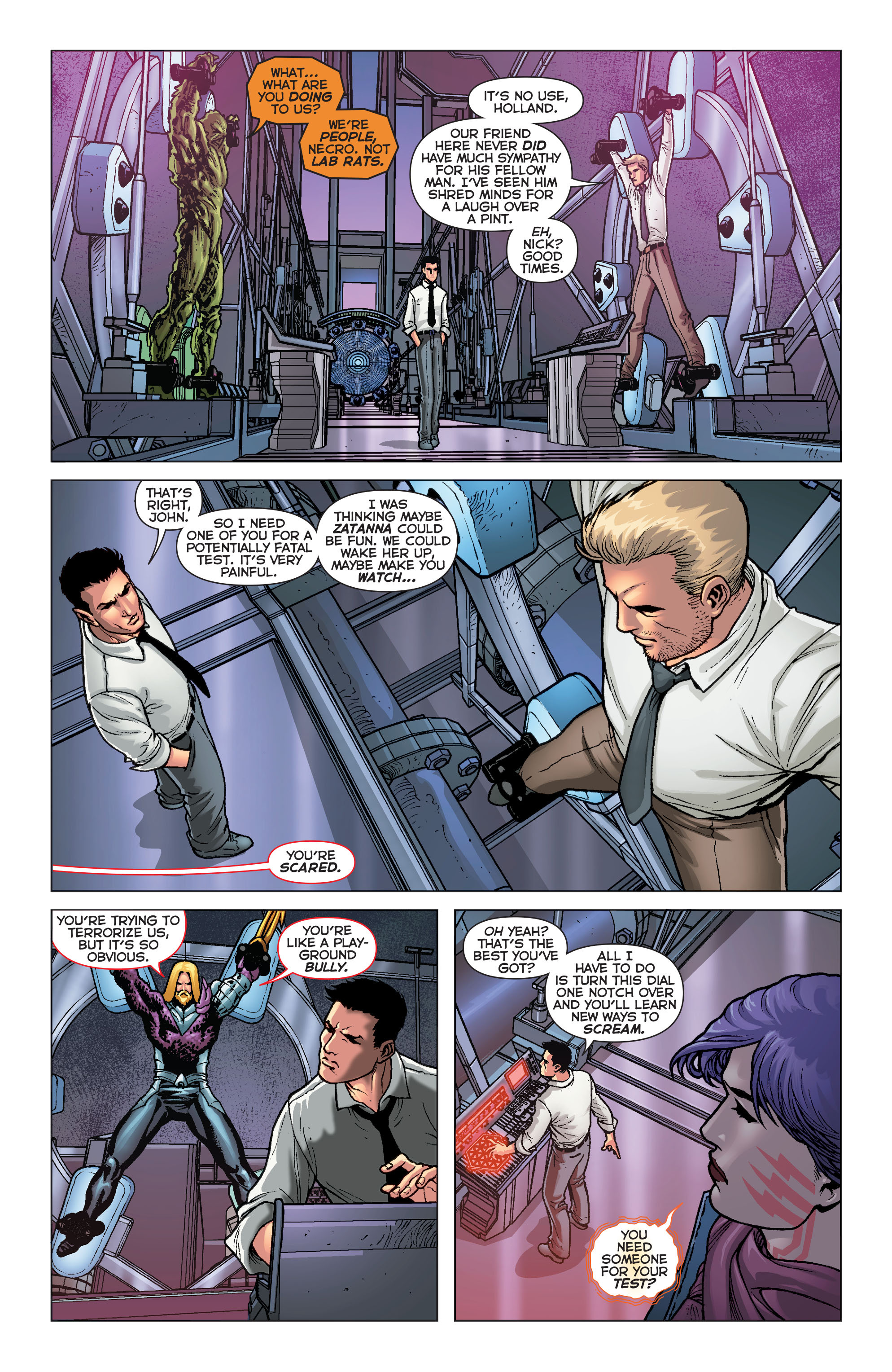 Read online Trinity of Sin: Pandora comic -  Issue #8 - 14