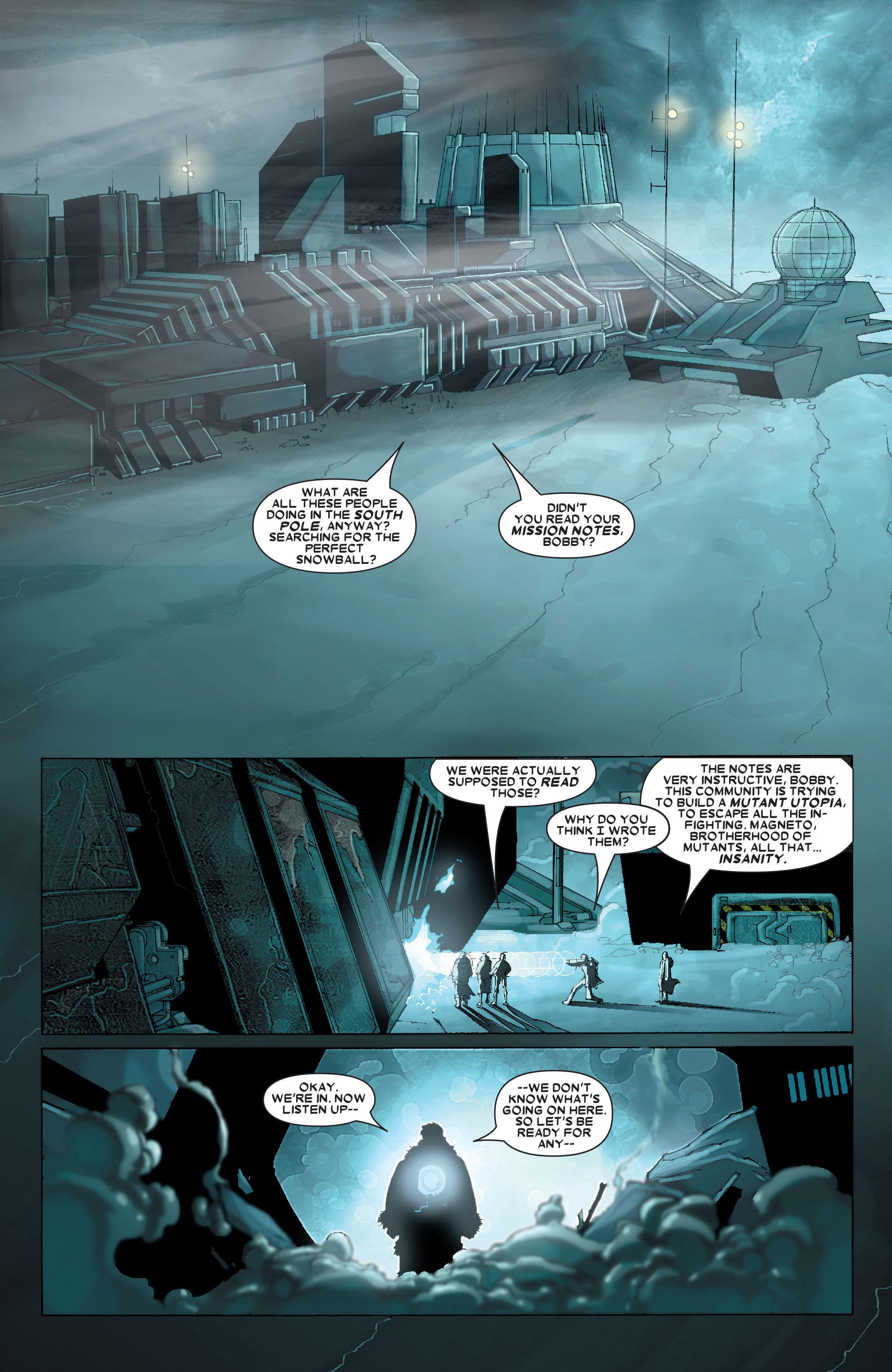 X-Men (1991) 166 Page 1