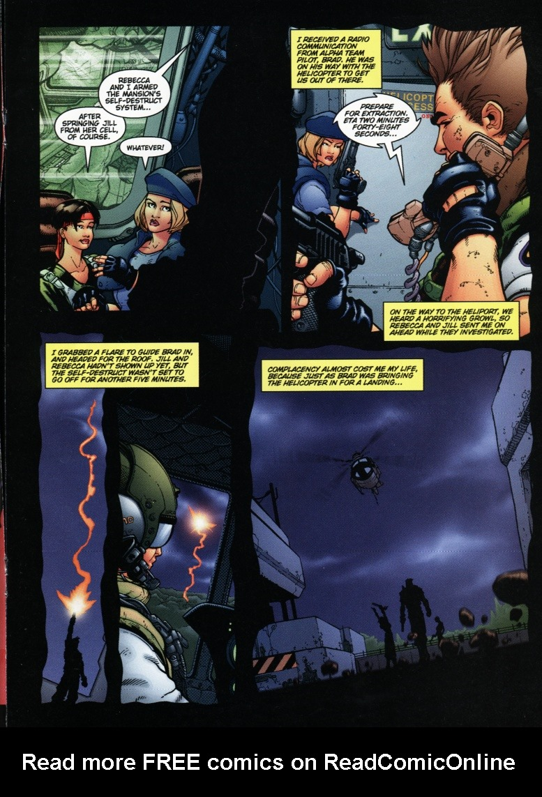 Resident Evil (1998) Issue #1 #1 - English 28