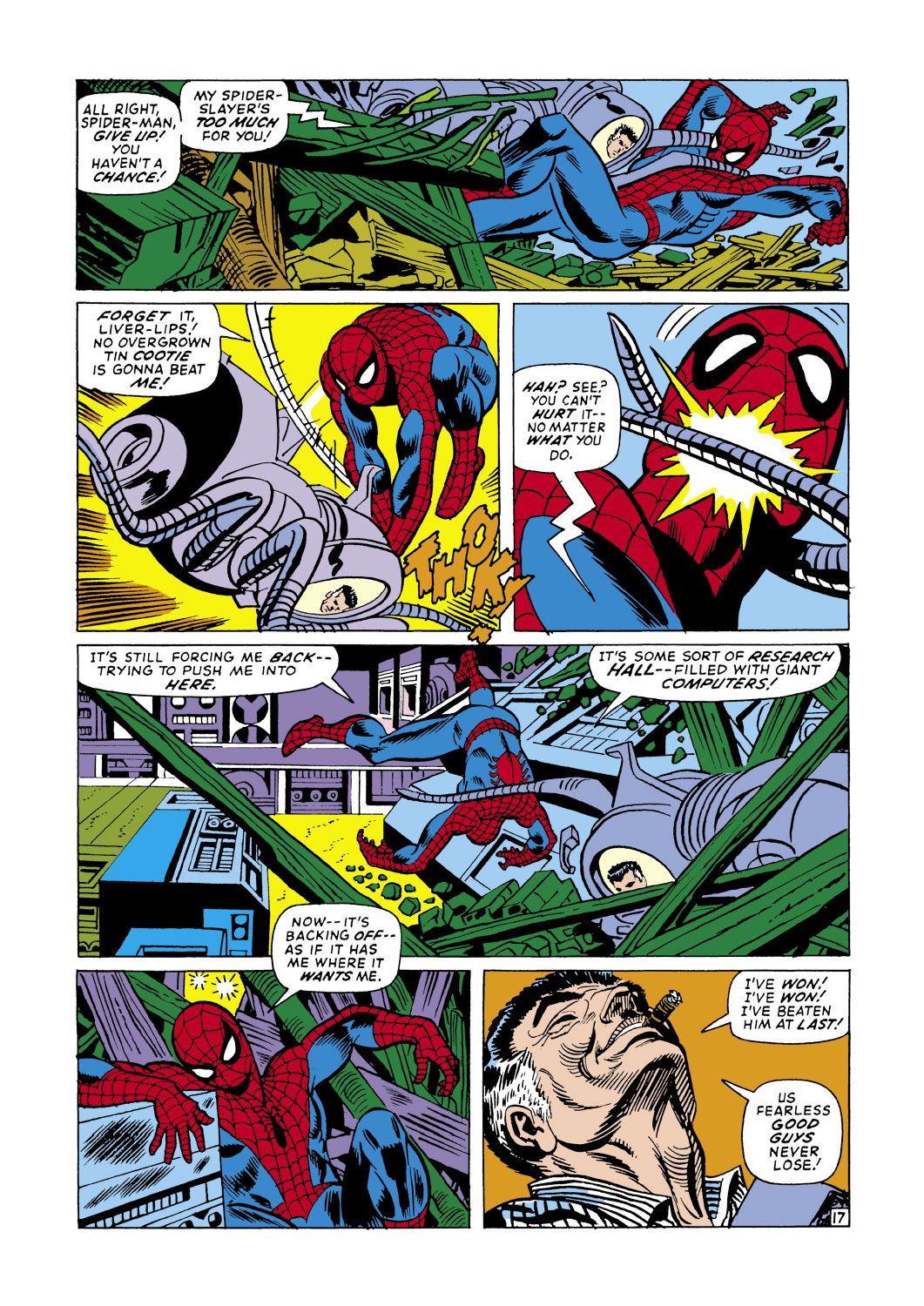 The Amazing Spider-Man (1963) 105 Page 17