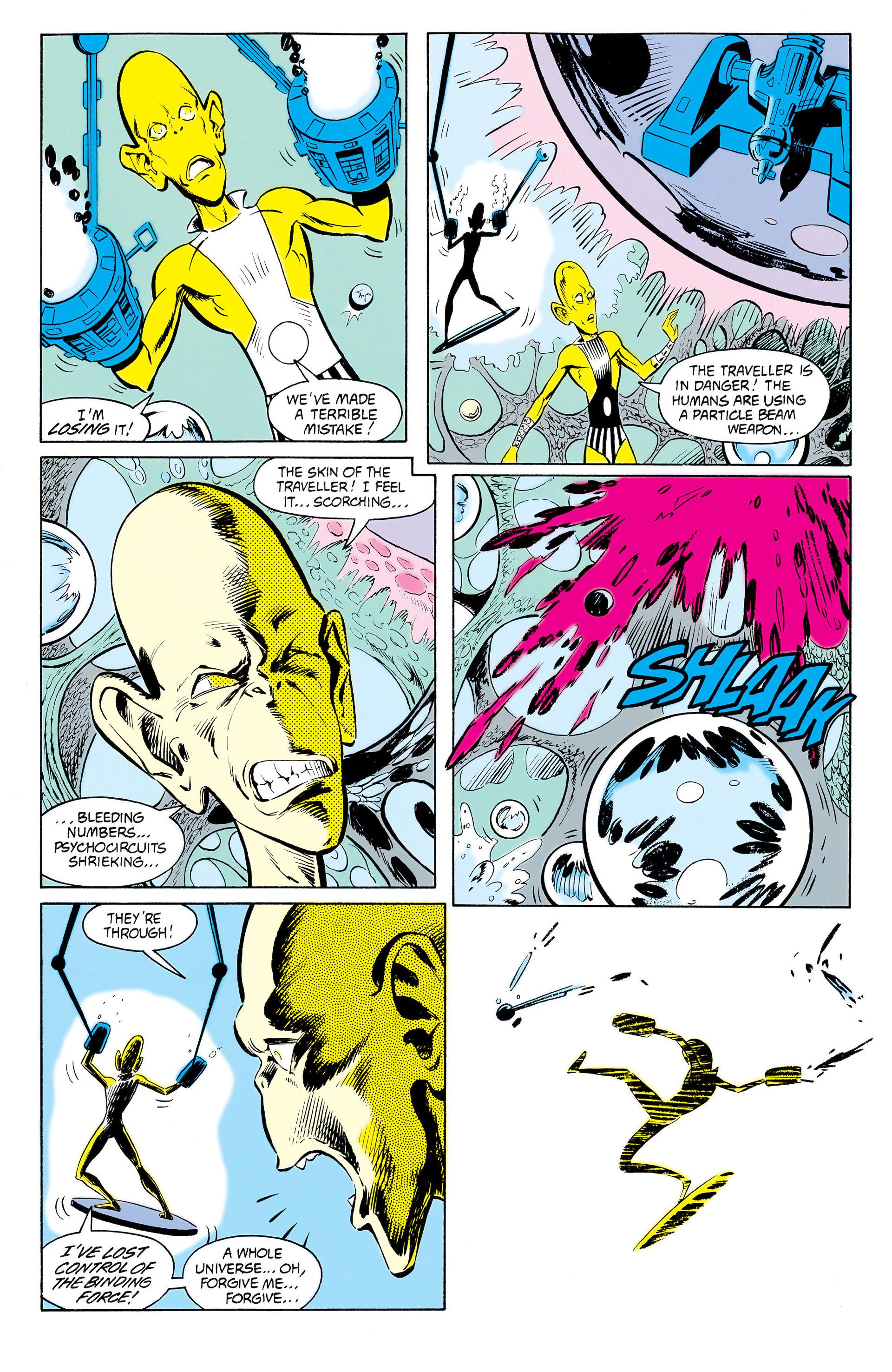 Read online Animal Man (1988) comic -  Issue #11 - 22