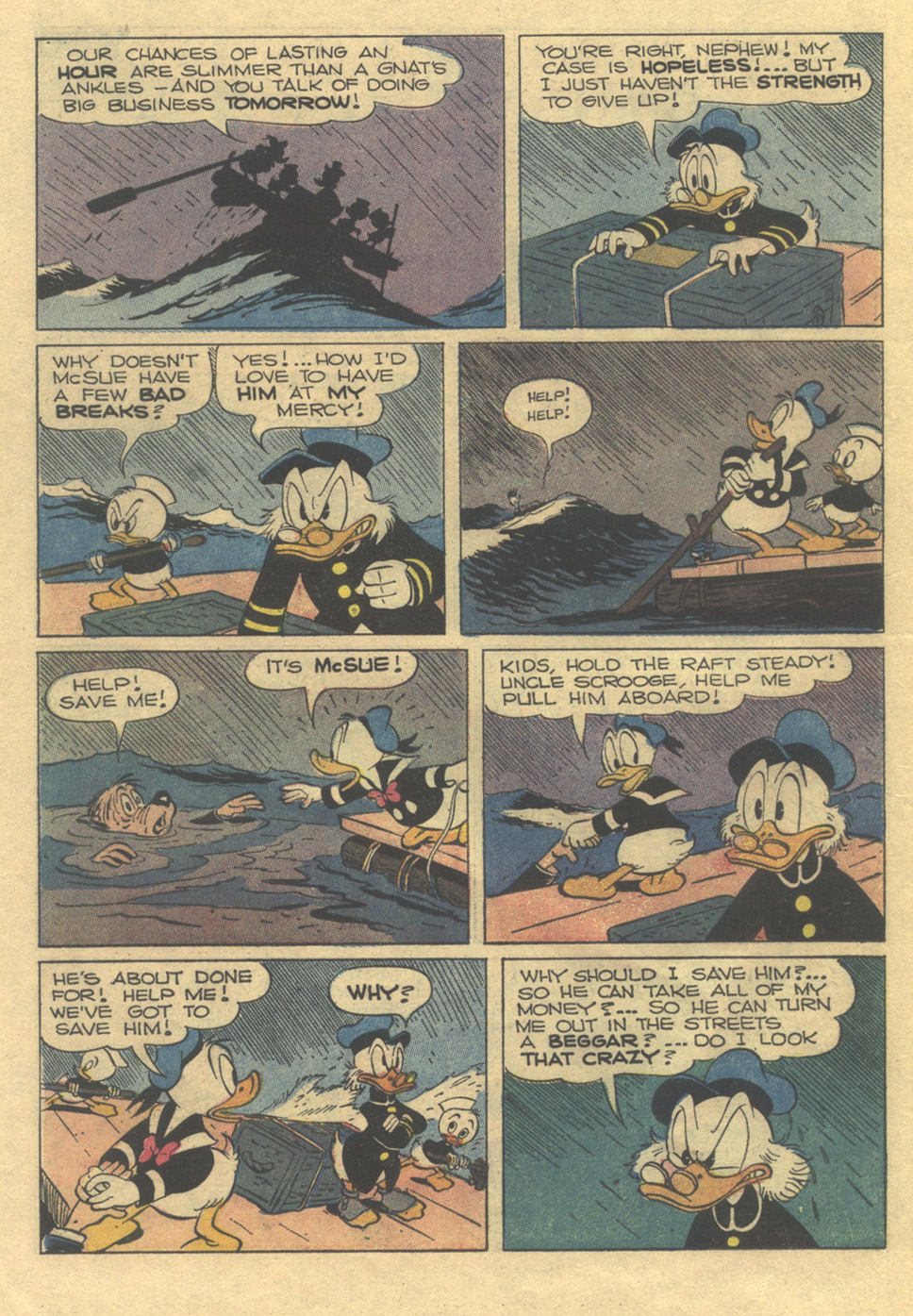 Read online Uncle Scrooge (1953) comic -  Issue #105 - 26