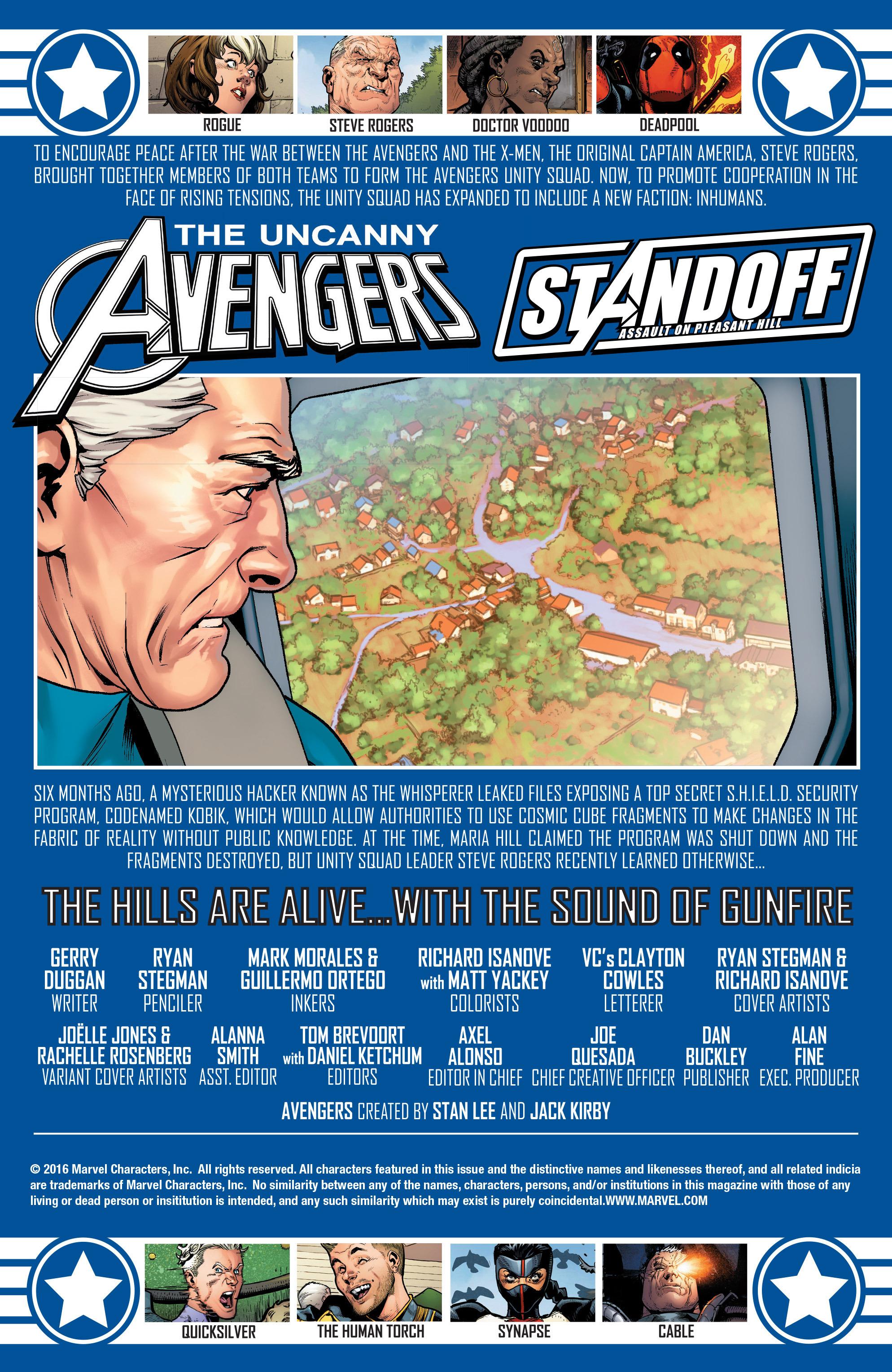 Read online Uncanny Avengers [II] comic -  Issue #7 - 2