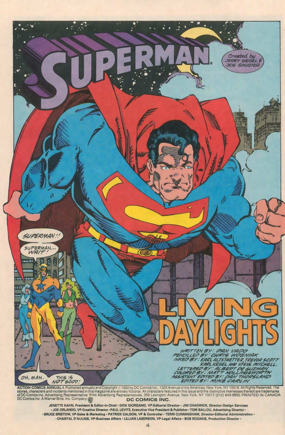 Read online Action Comics (1938) comic -  Issue #Action Comics (1938) _Annual 4 - 5