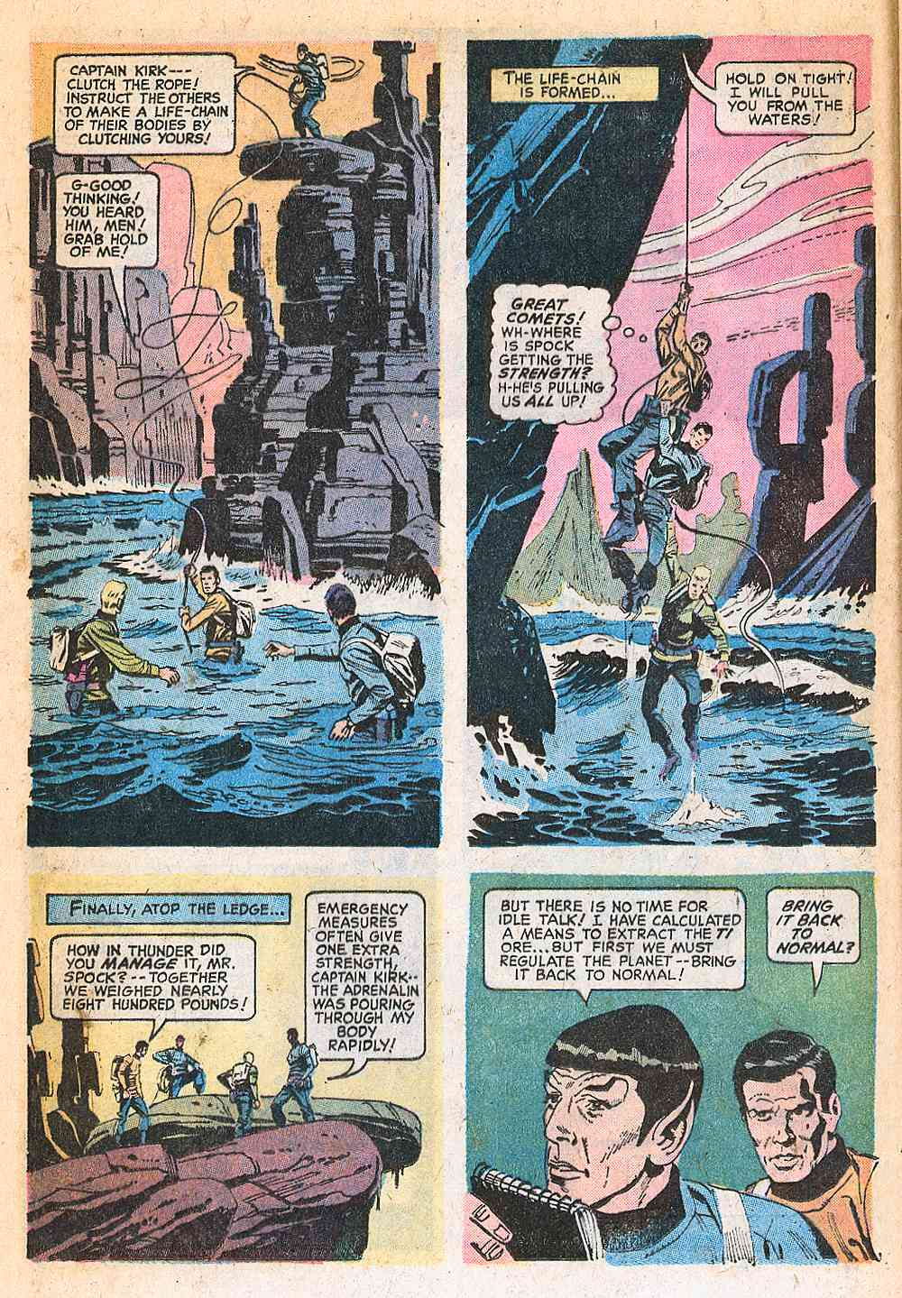 Star Trek (1967) issue 35 - Page 10